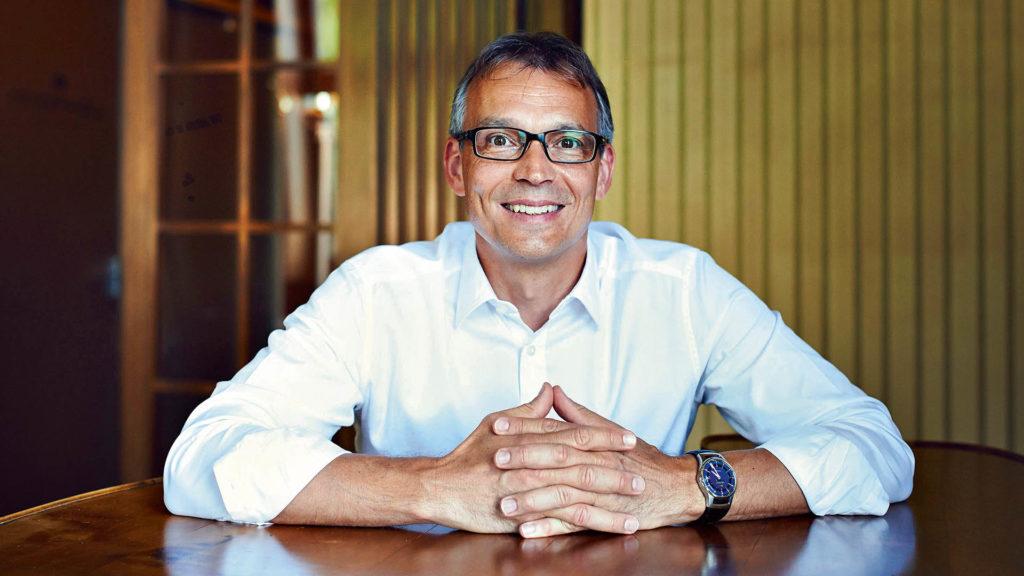 Markus Lehmann, Gründer von Lehmann Präzisionsuhren