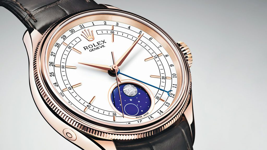 Rolex Cellini Moonphase, Mondphase