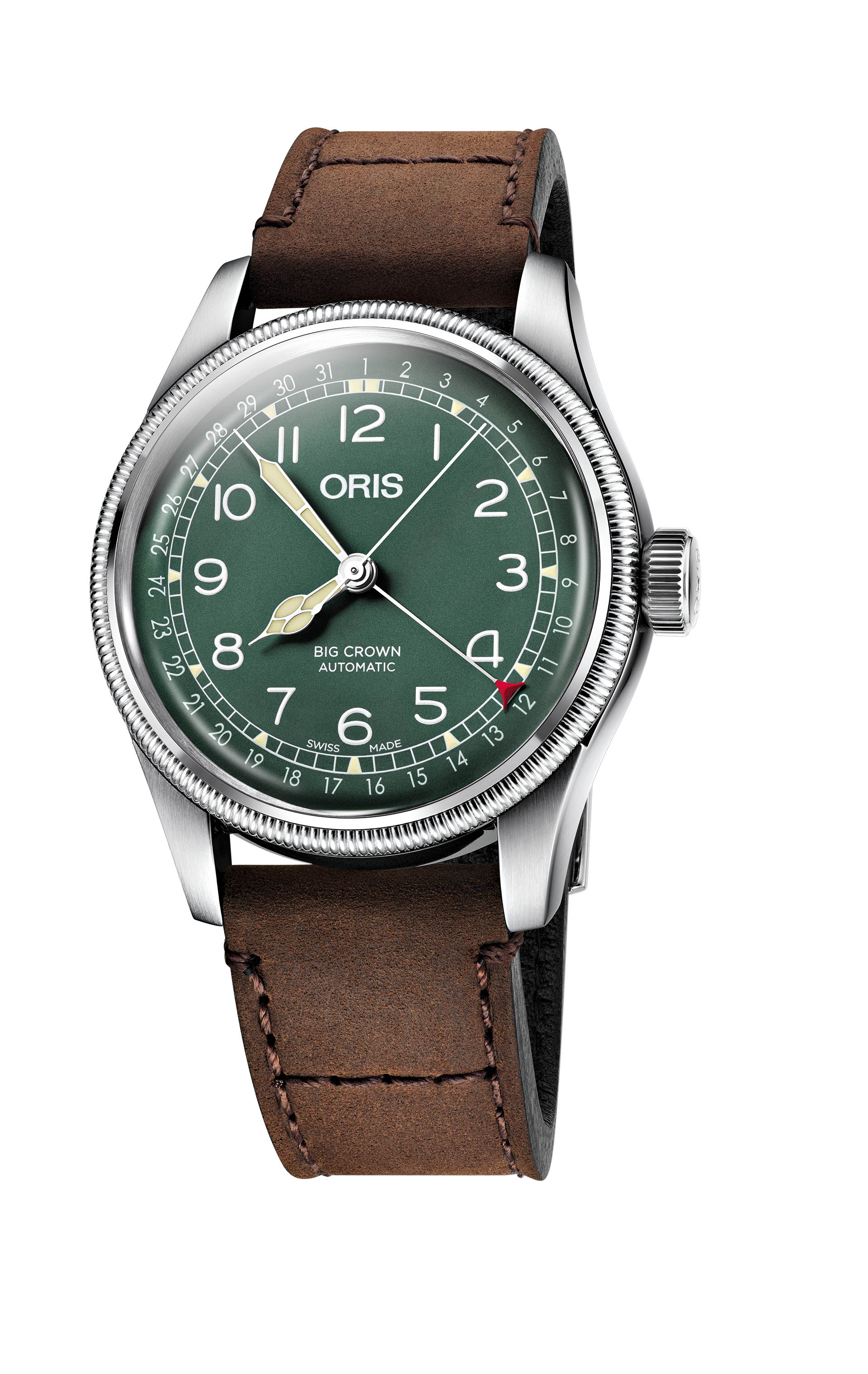 Oris Big Crown, Uhrenhersteller