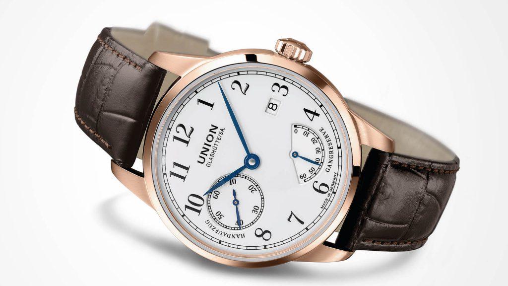Zum 125. Jubiläum präsentiert Union Glashütte die limitierte Sonderedition einer feinen Handaufzugsuhr mit exklusivem Uhrwerk