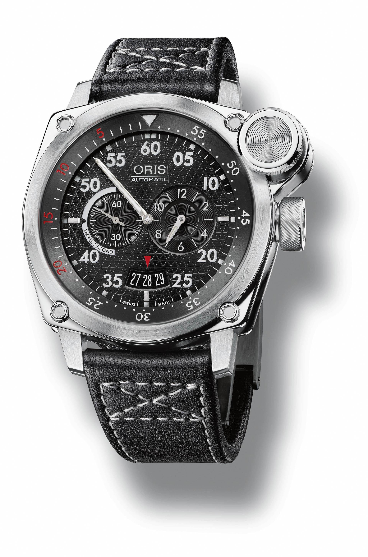 Oris Big Crown Flight Timer 2007, Uhrenhersteller