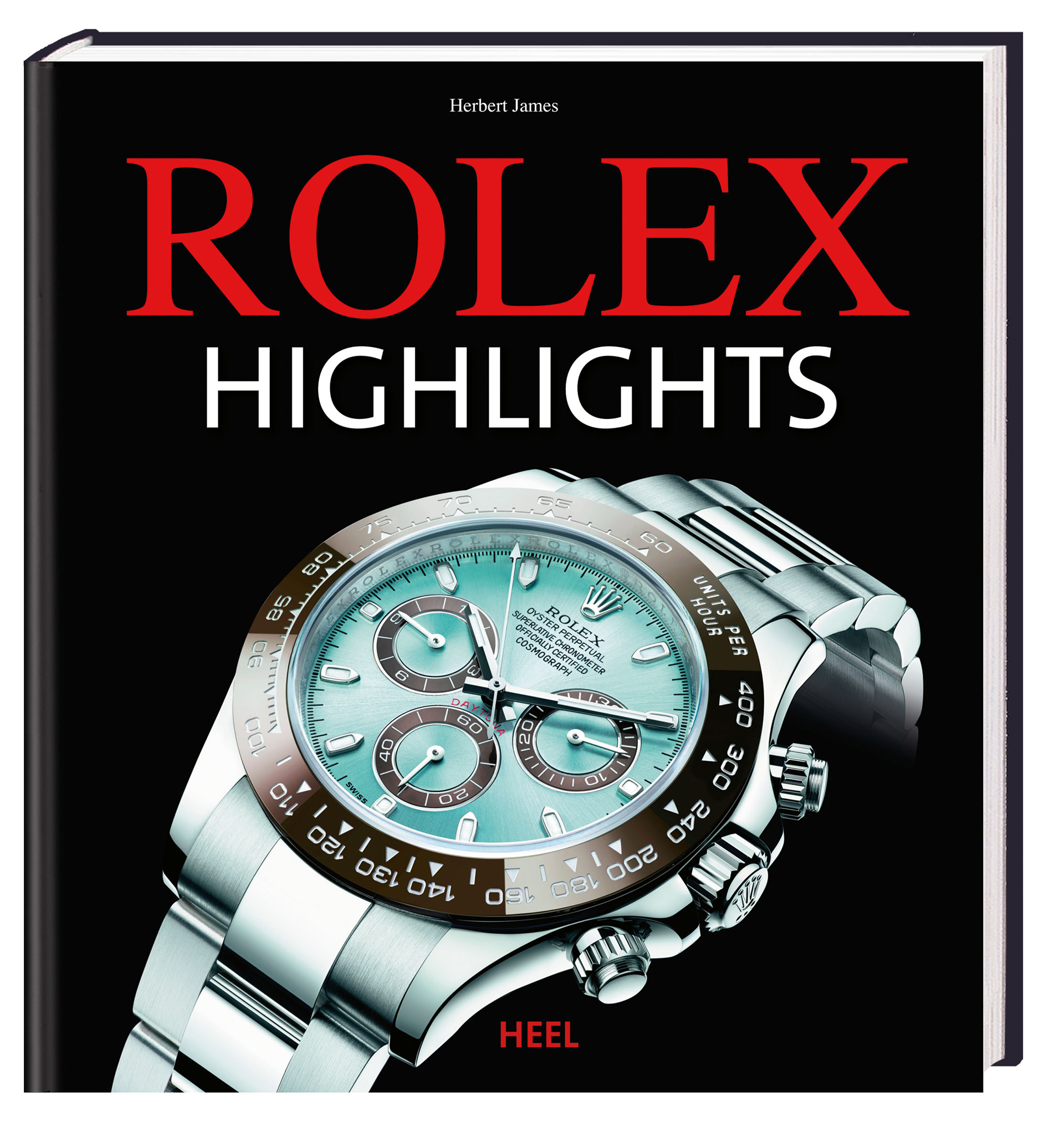 Cover Rolex Highlights