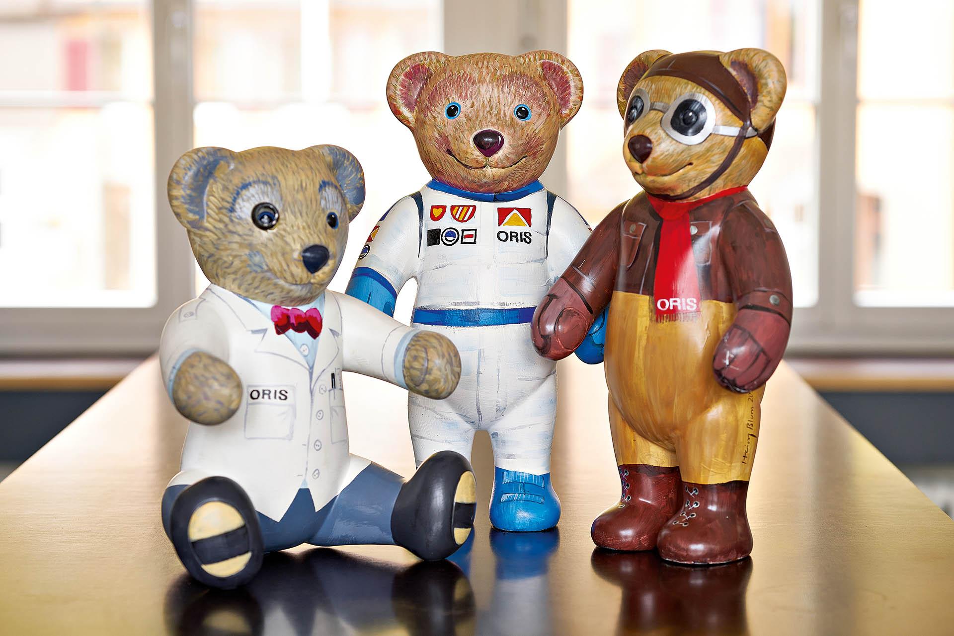 Oris Bären, Uhrenhersteller