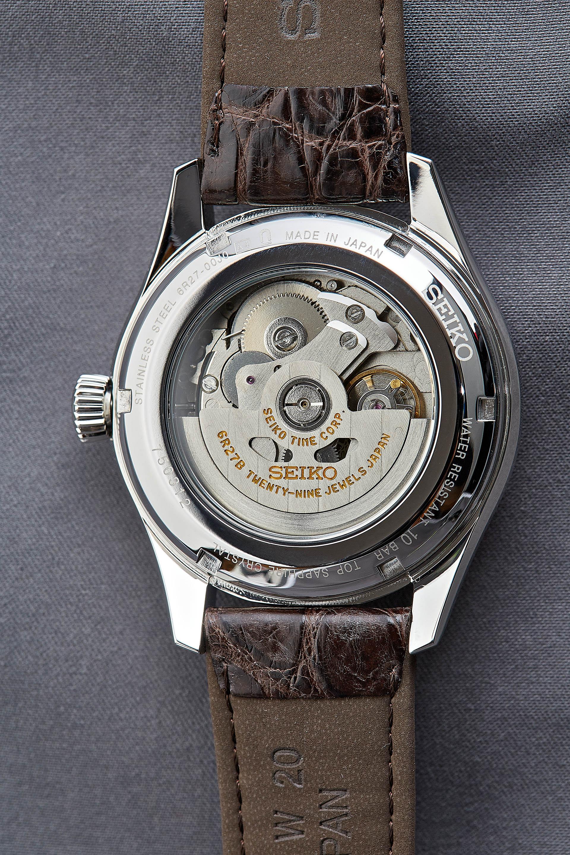 Seiko Presage Multifunktion Werksansicht,Uhr