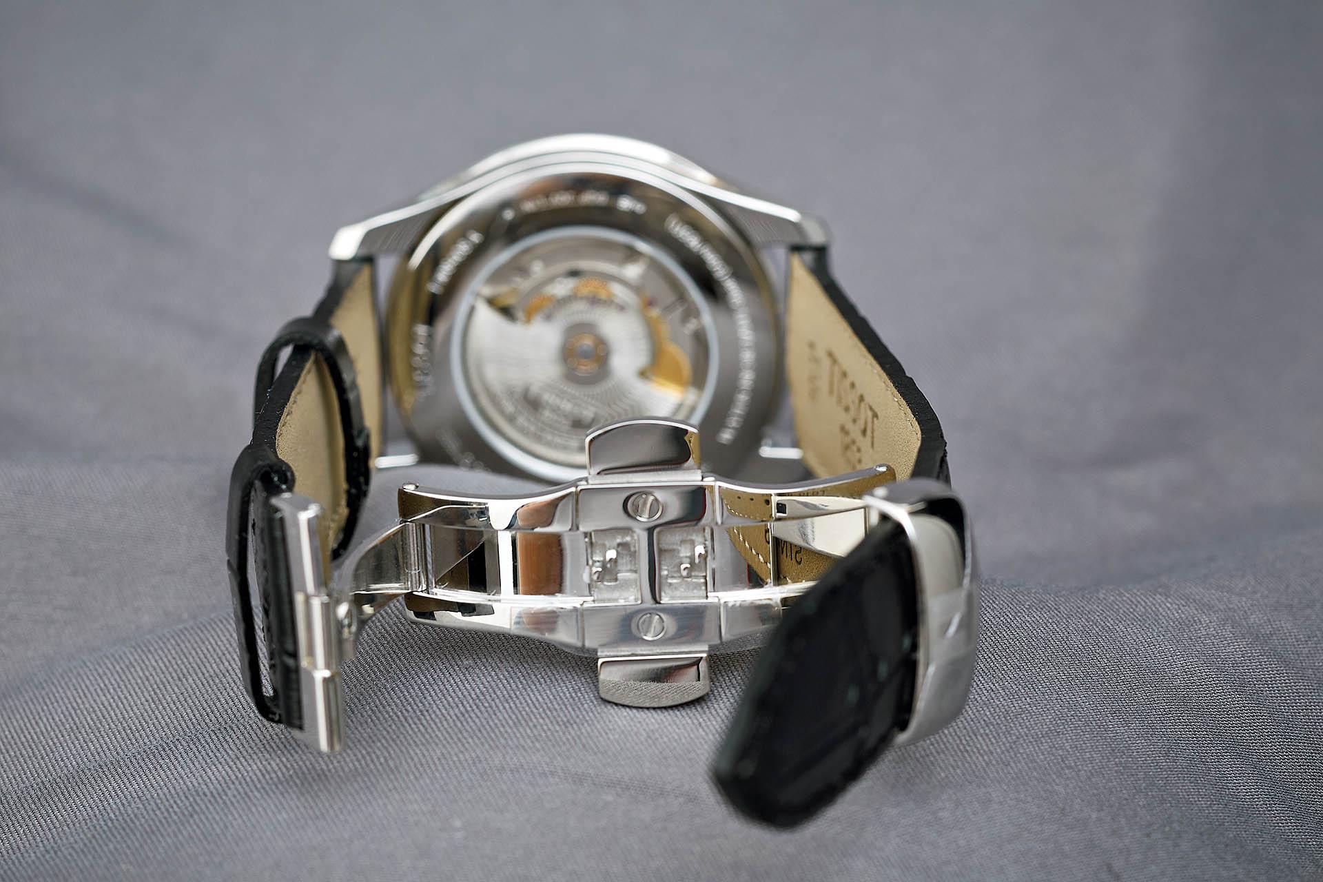 Tissot Ballade COSC Silizium Bandschließe, Uhr