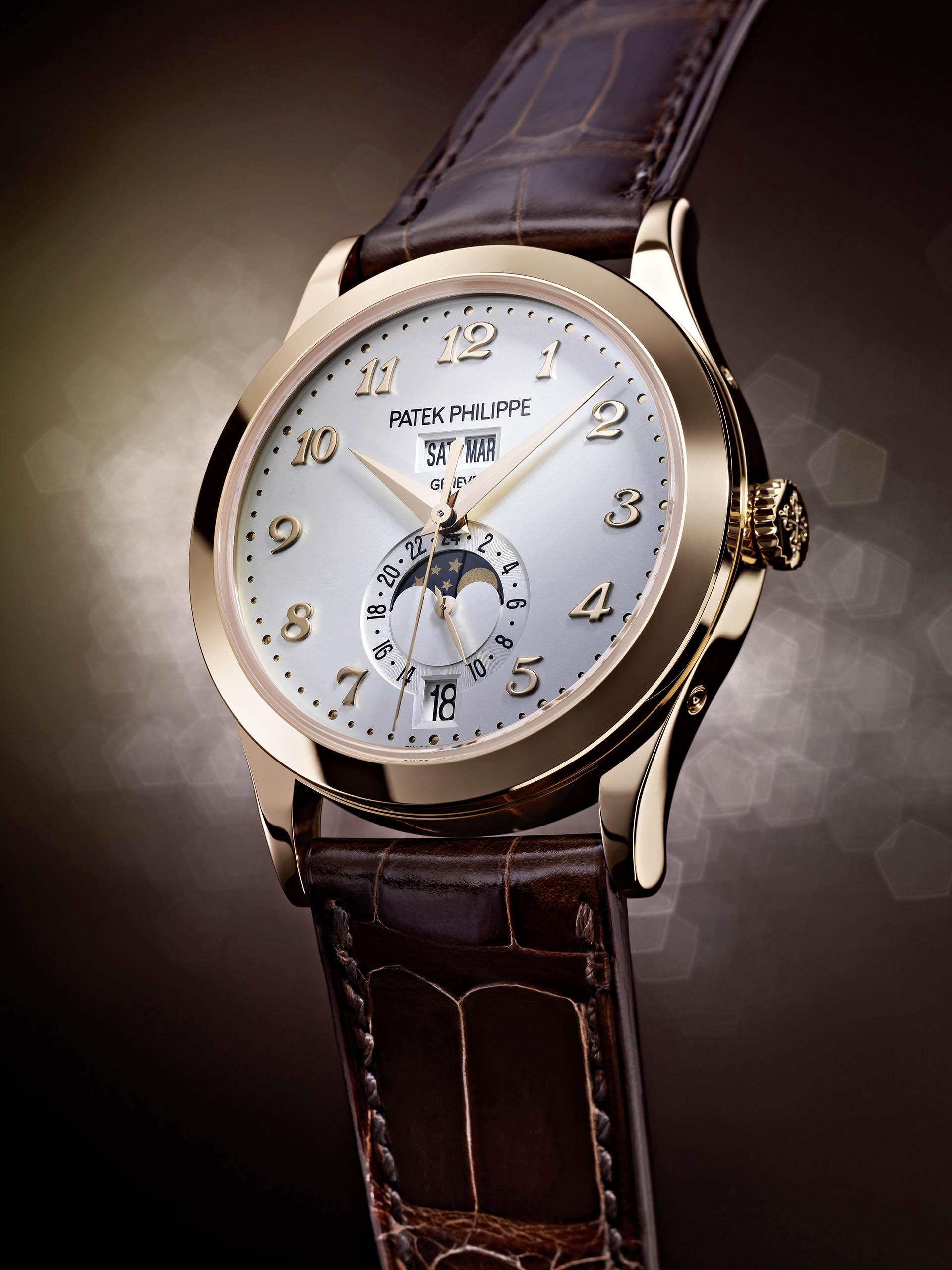 Service gefällig? Uhren wie der 2016 vorgestellte Jahreskalender Ref. 5296R werden in München gewartet