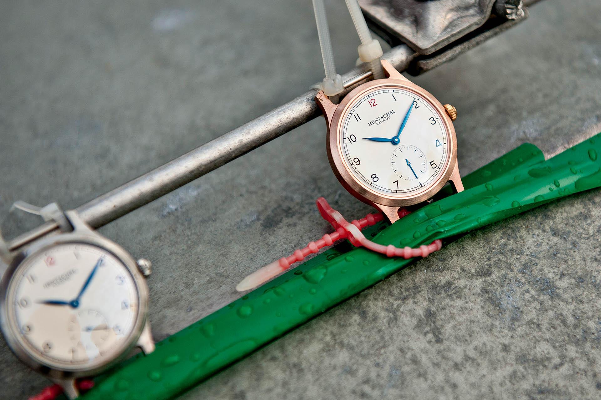 ASchutz für Uhr und Uhrwerk