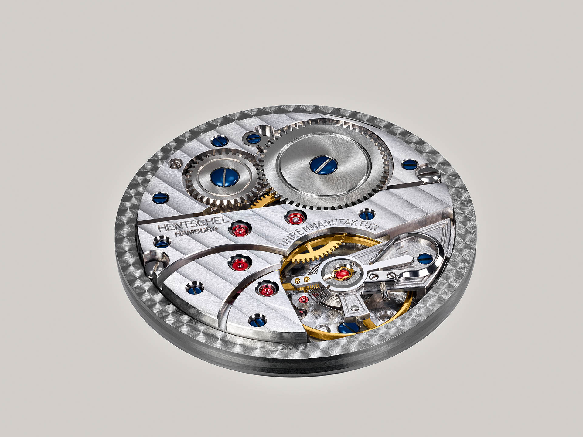Schutz für Uhr und Uhrwerk