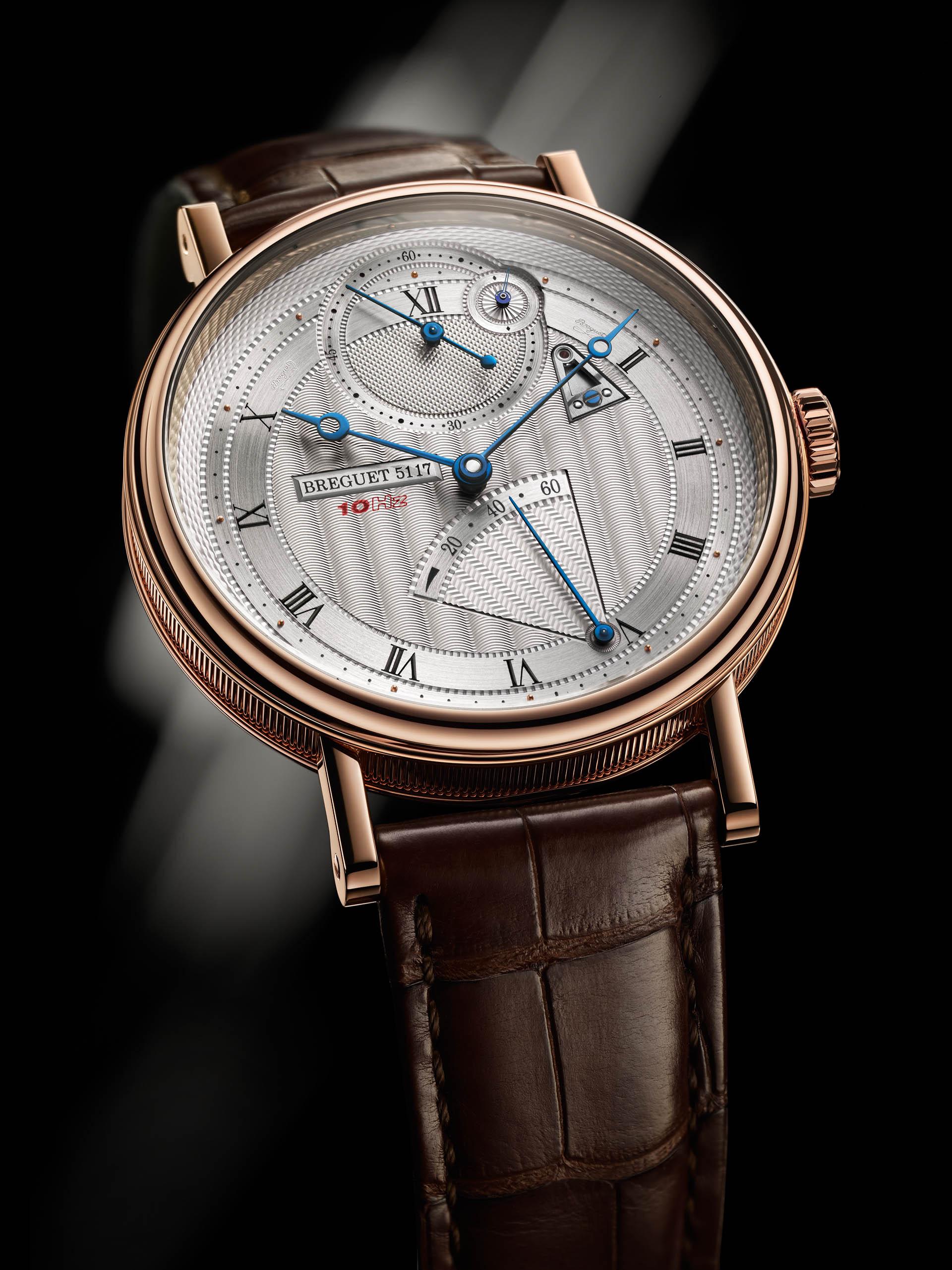 Classique Chronométrie Ref. 7727 von Breguet
