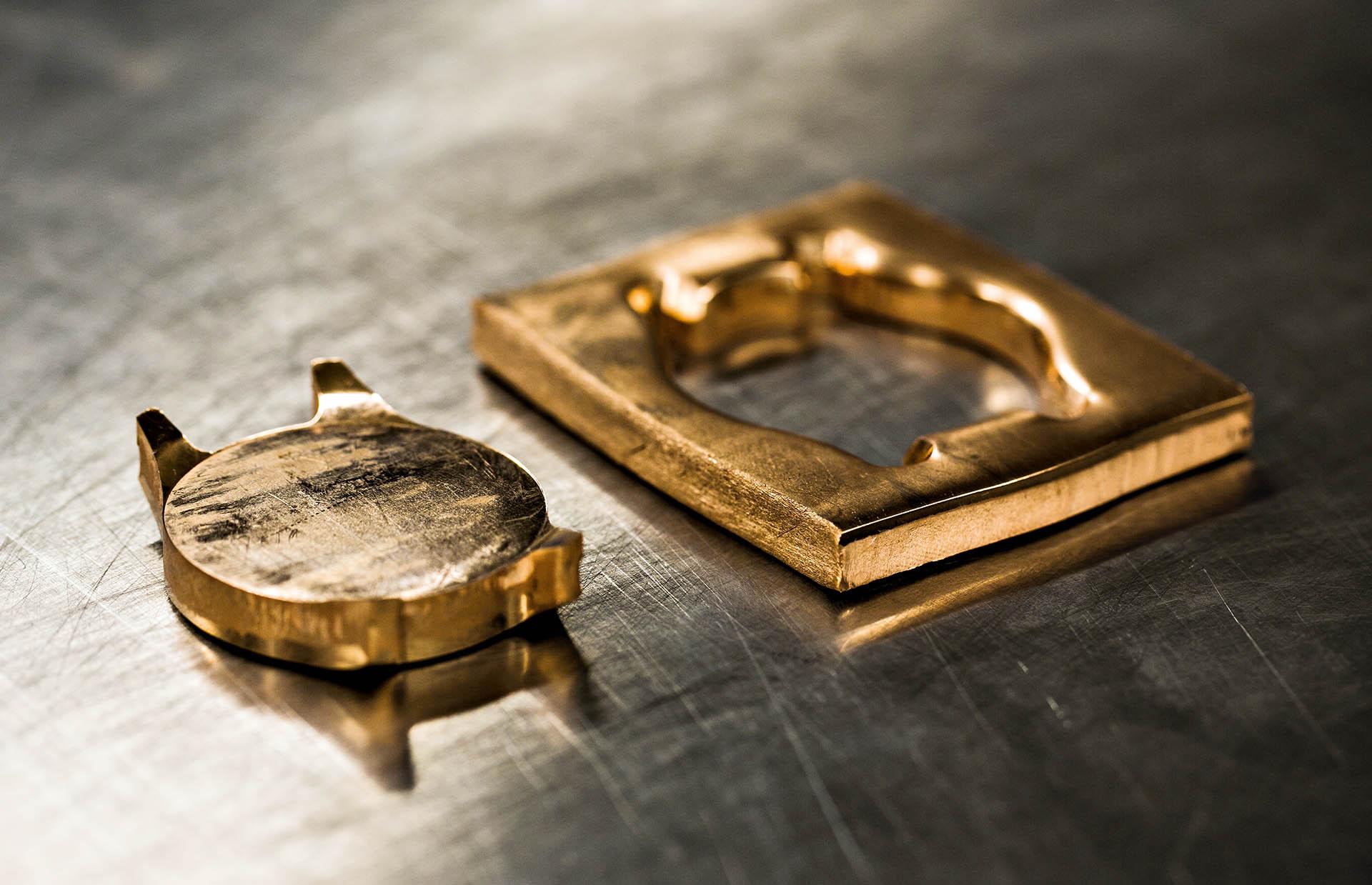 Fairmined Gold, also fair gefördertes Gold von Chopard.