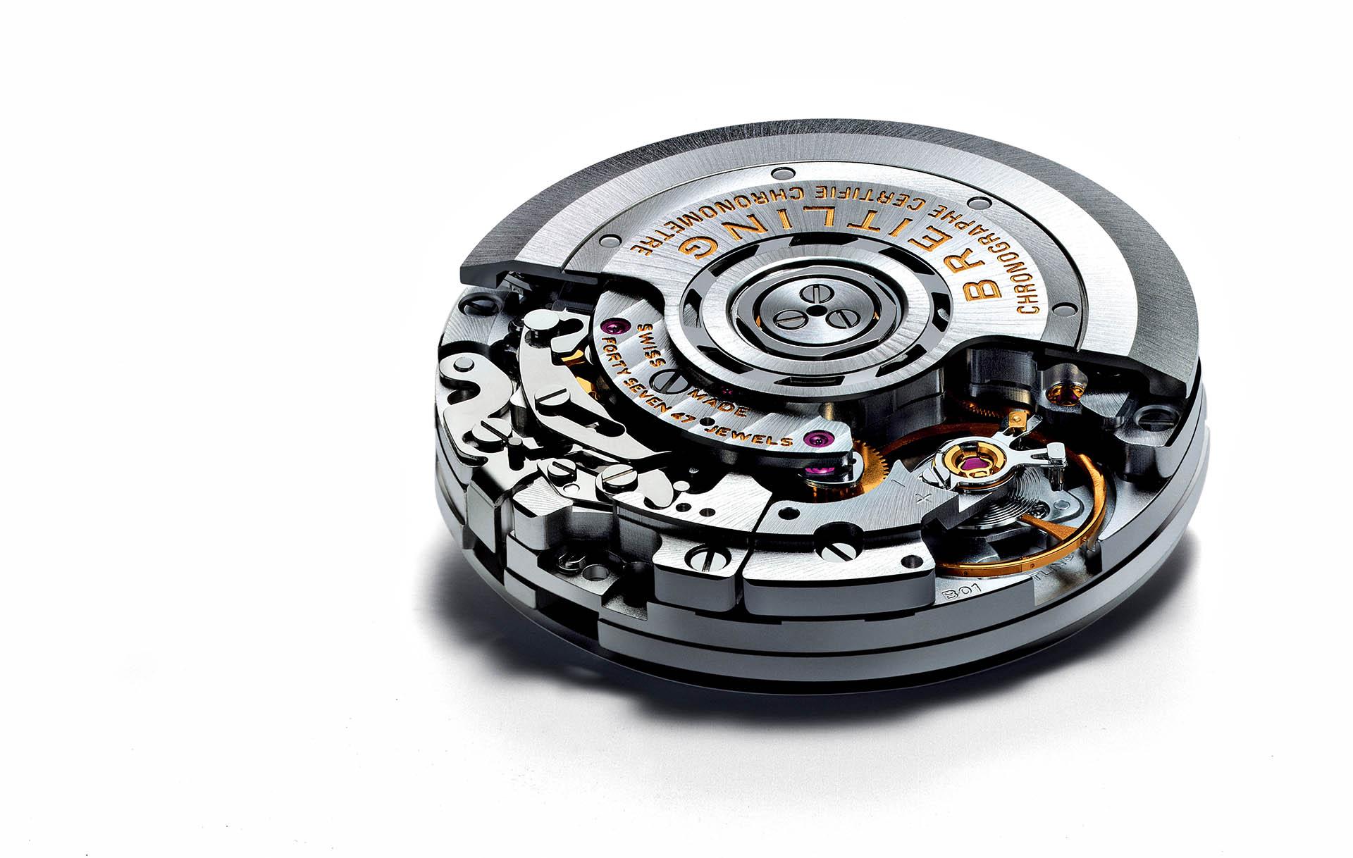 Breitling Navitimer 8 B01