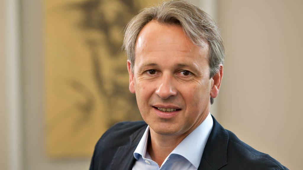 Yannick Michot, Geschäftsführer Deutsche Patek Philippe GmbH