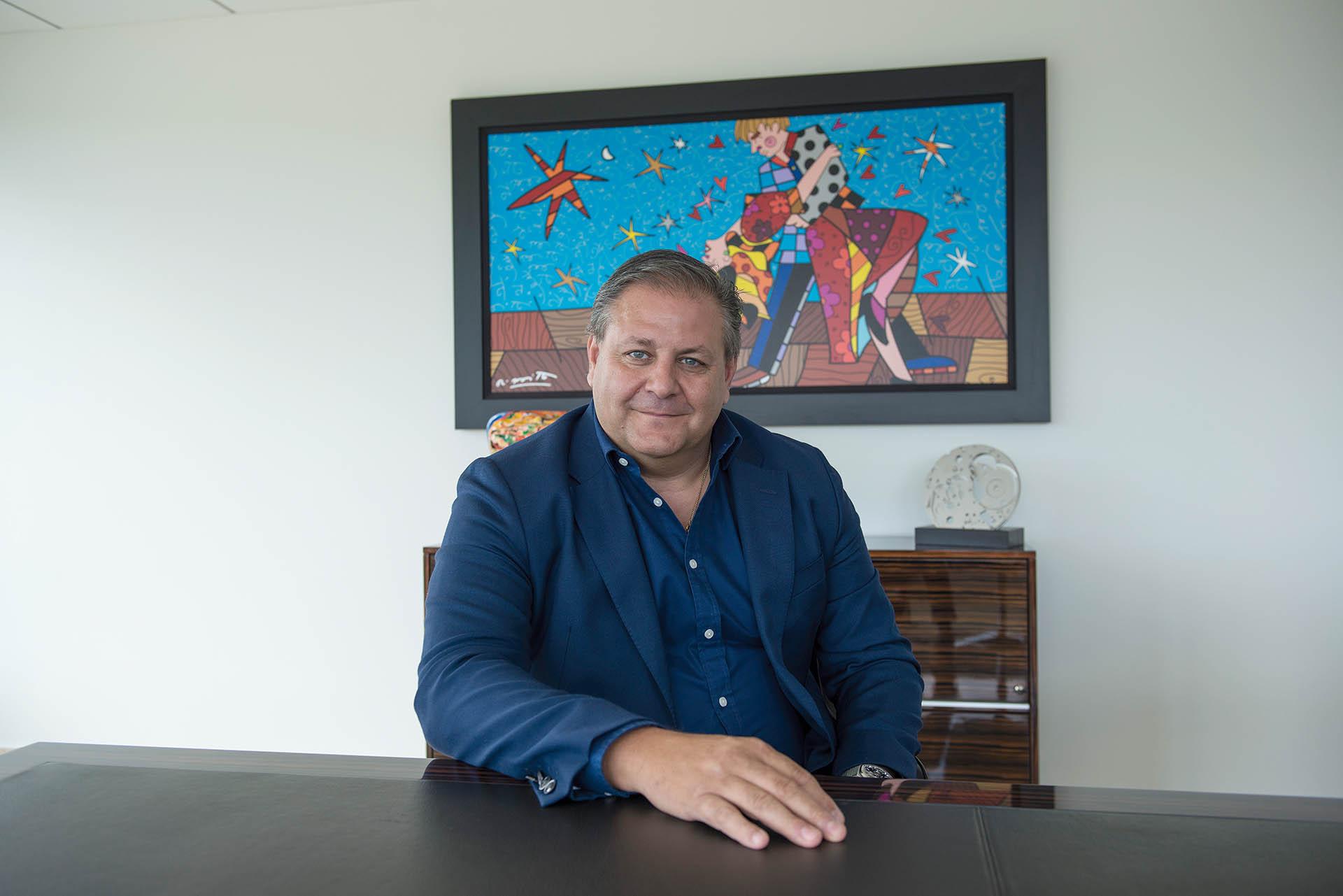 Miguel Garcia, Sellita