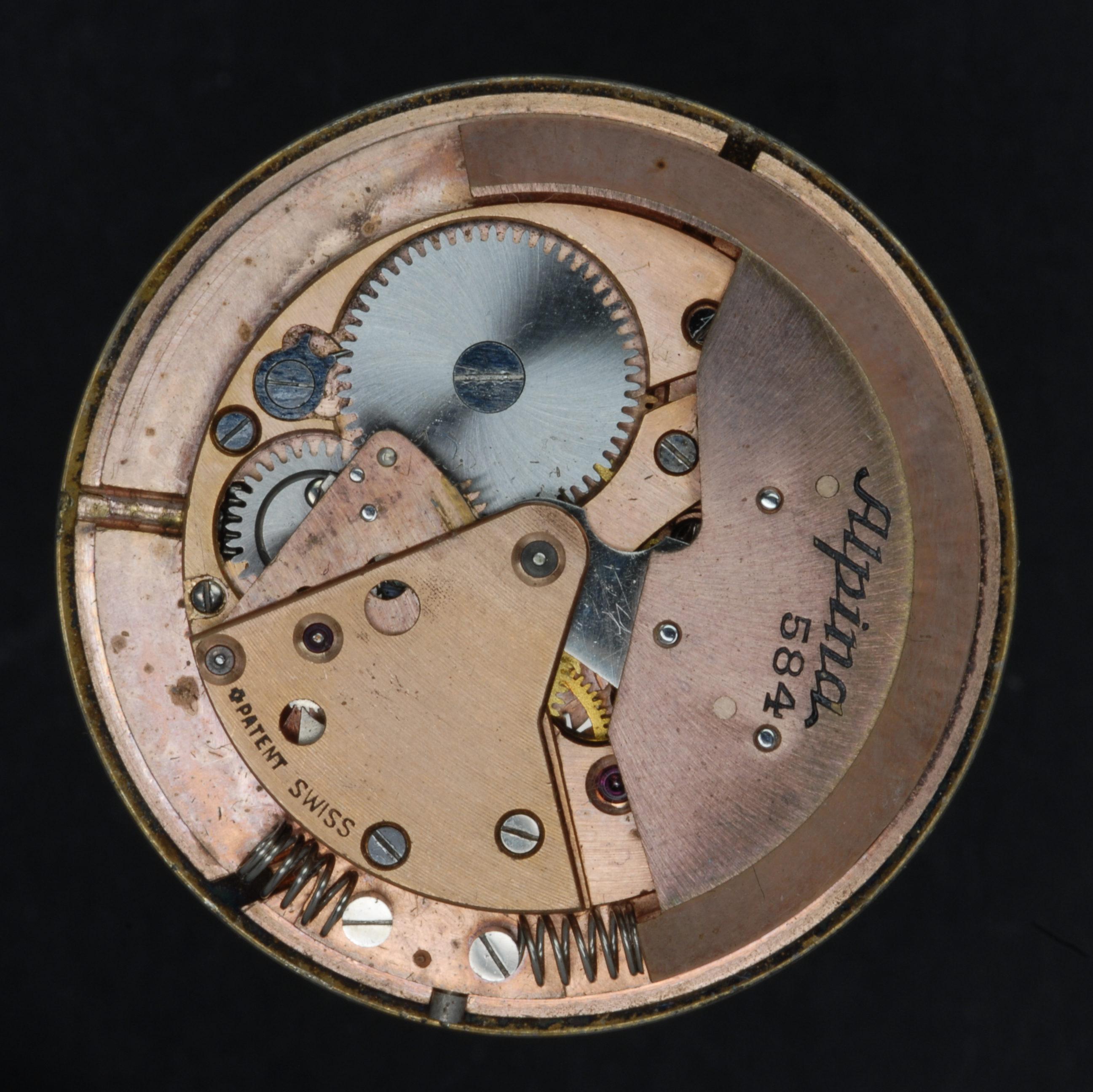 Alina 584 Hammerautomatik