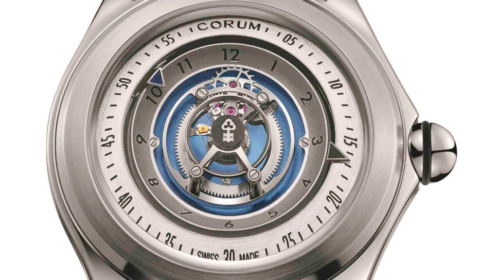 Corum Bubble Tourbillon Central