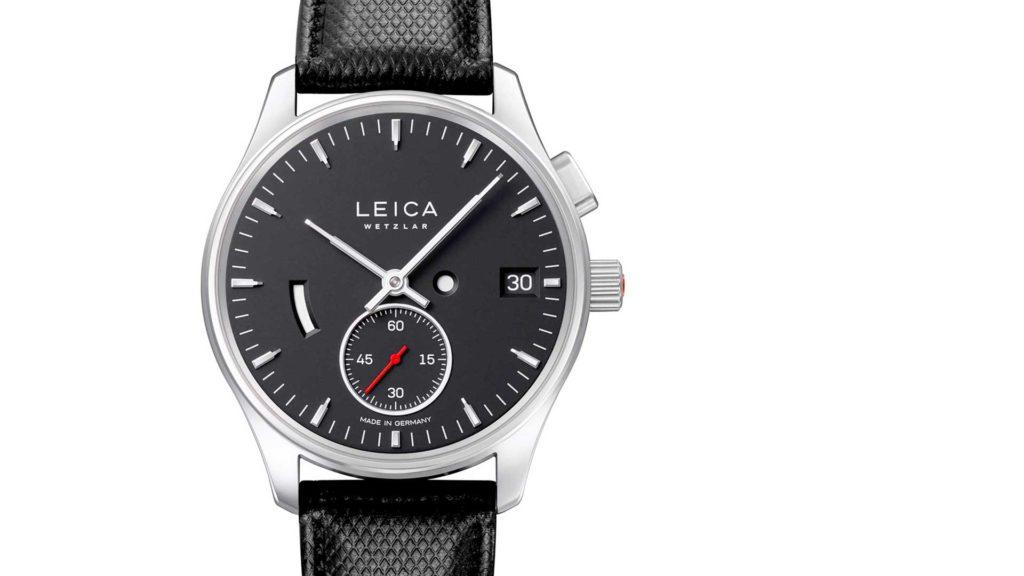 Die neuen Ernst Leitz Werkstätten etablieren eine neue Produktlinie im Portfolio der Leica Camera AG: Mechanische Armbanduhren, die LEICA L1 und LEICA L2.