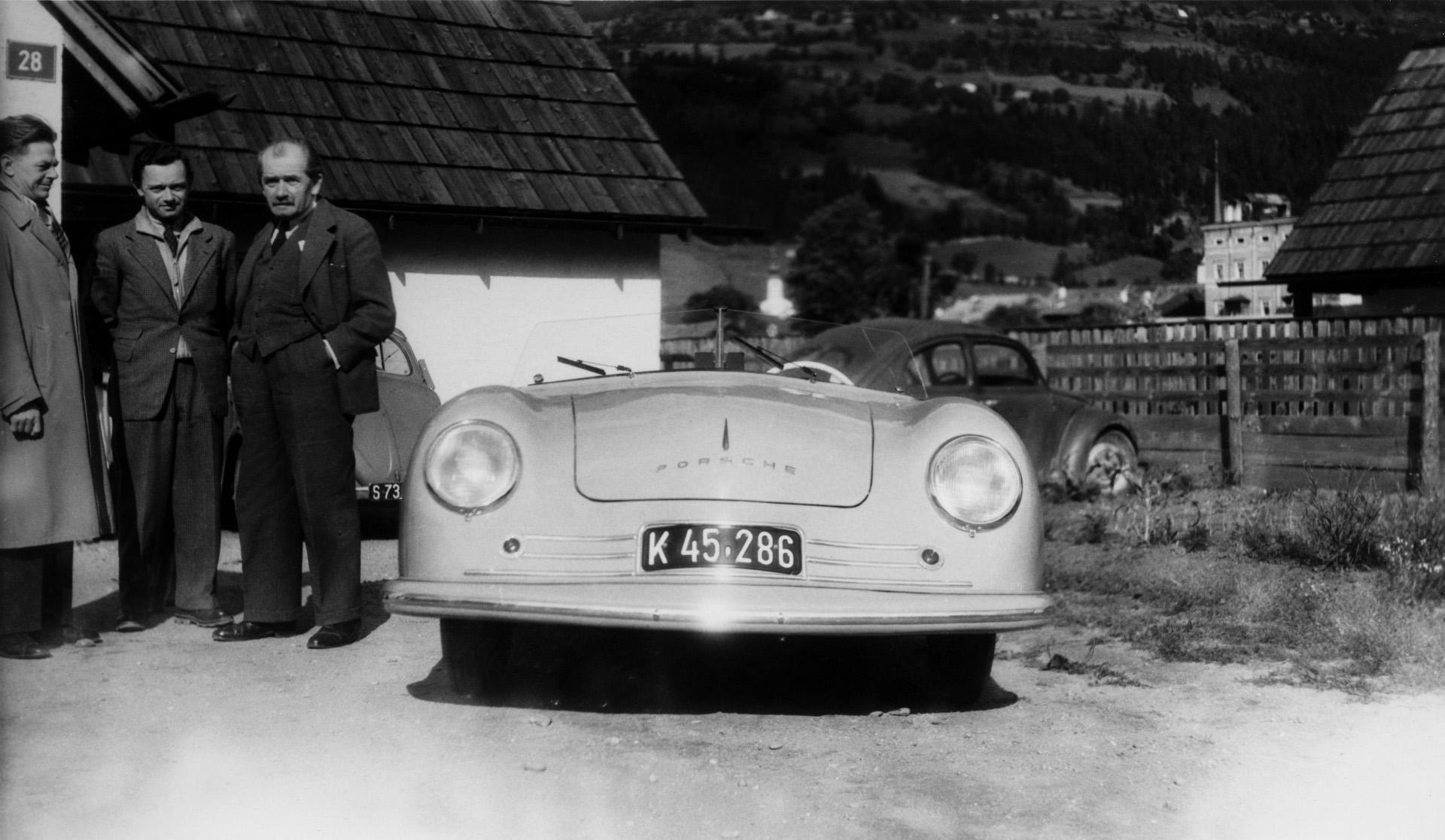 Porsche Design 1919 Datetimer
