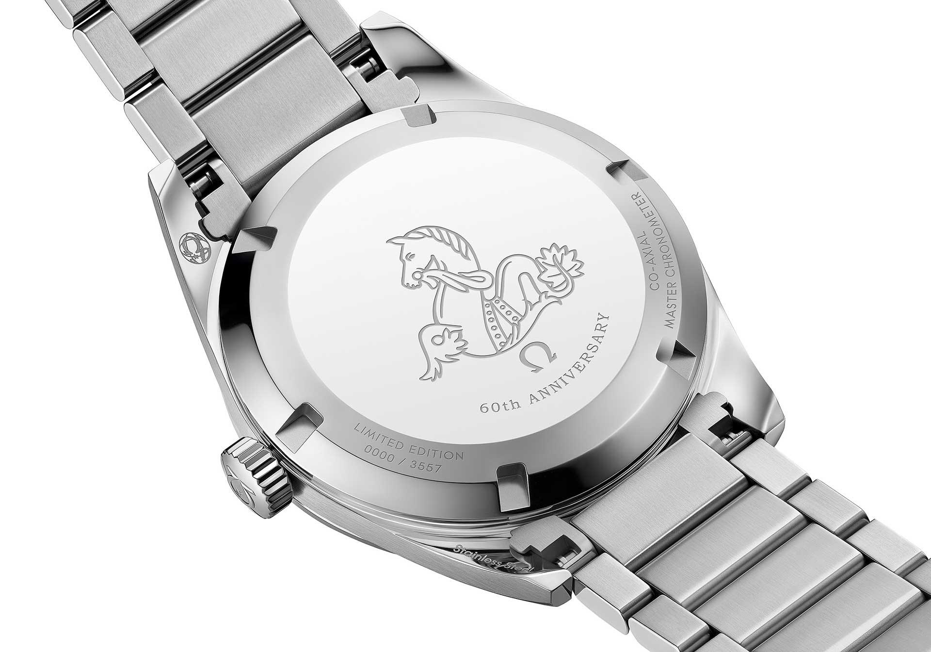 1958 wurde das Seepferdchen von Omega als Symbol für die Wasserdichtheit der Seamaster eingeführt.