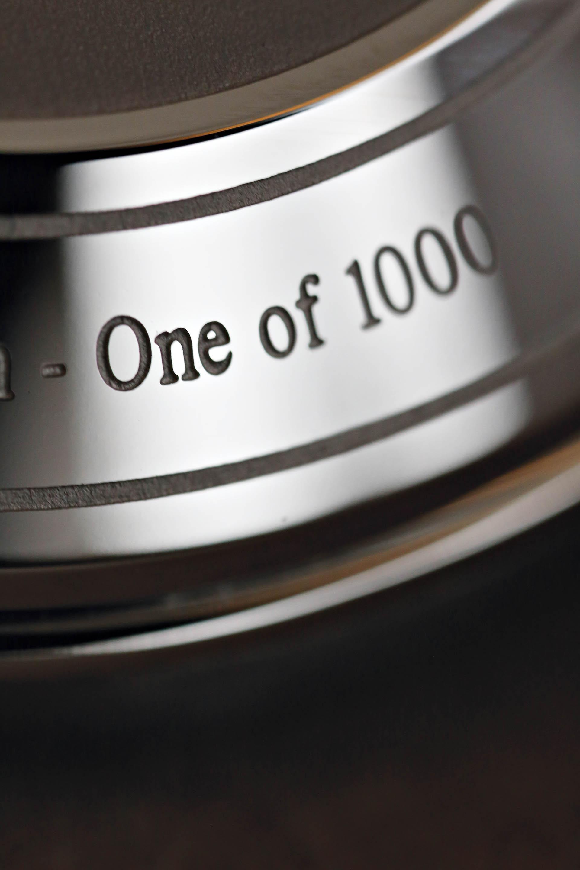 Polaris Memovox ist auf 1000 Exemplare limitiert.