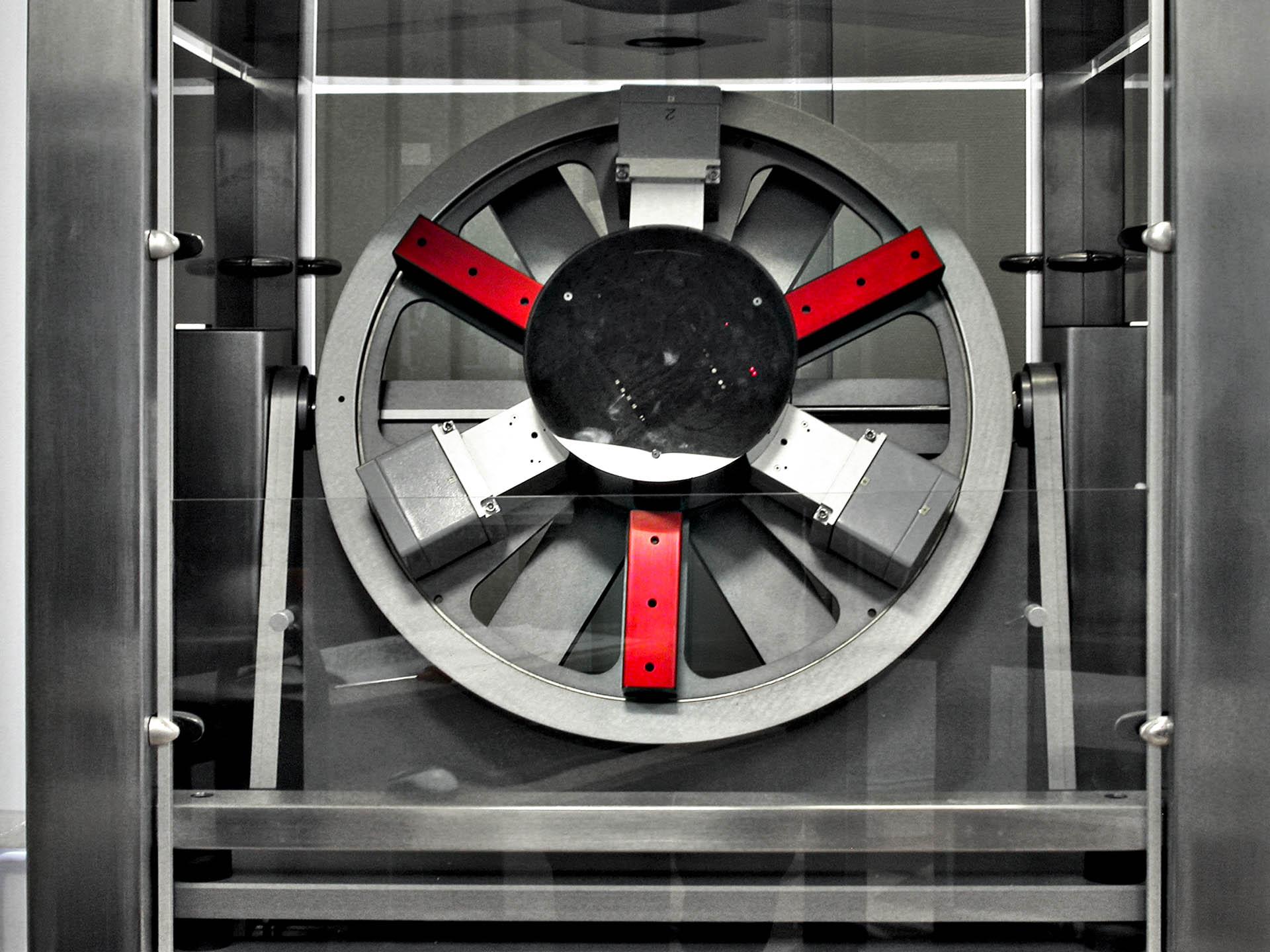 Flouritest Chronometerprüfung