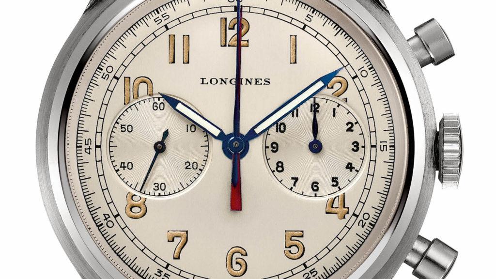 Longines Chronograph (1940)