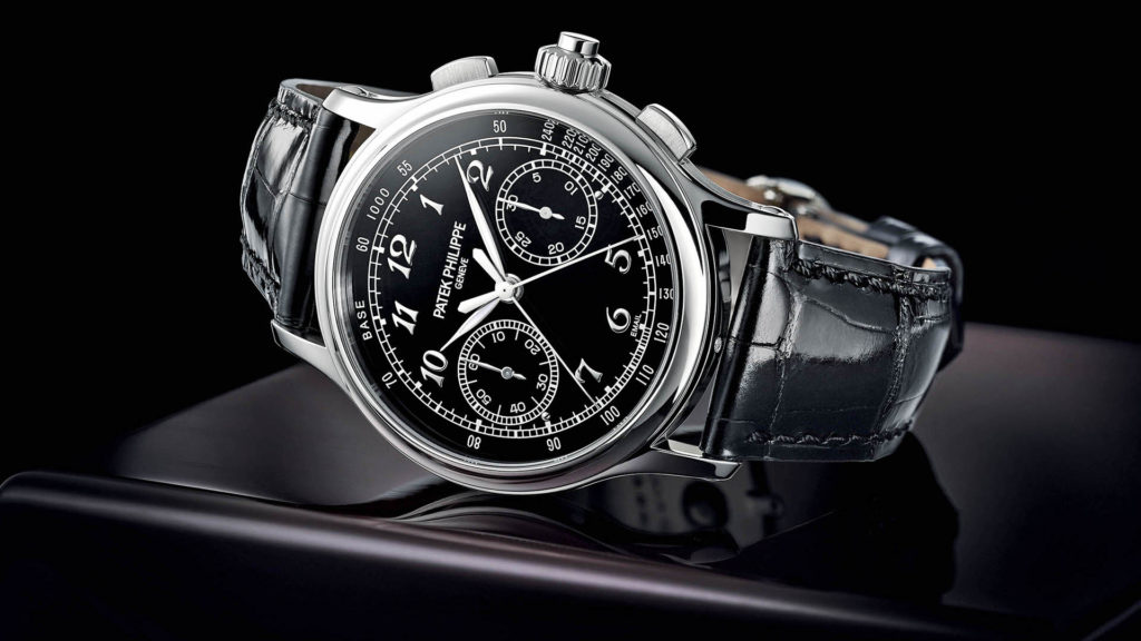 Patek Philippe Schleppzeiger-Chronograph Ref. 5370P Rattrapante
