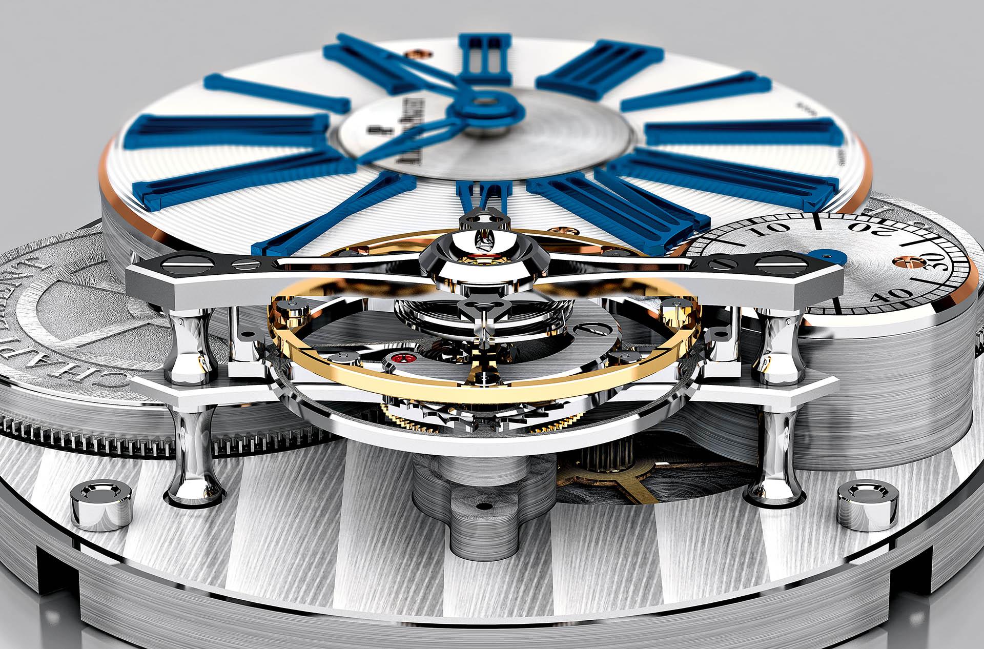 Chronometerheummug