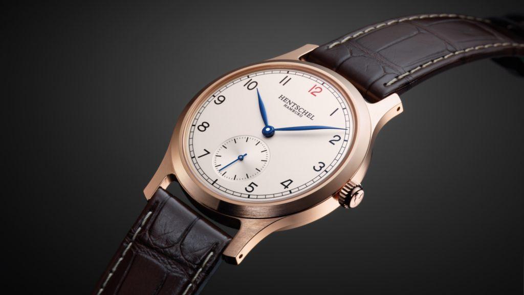 H2 Hamburg Botschafter der Hentschel Uhrenmanufaktur.