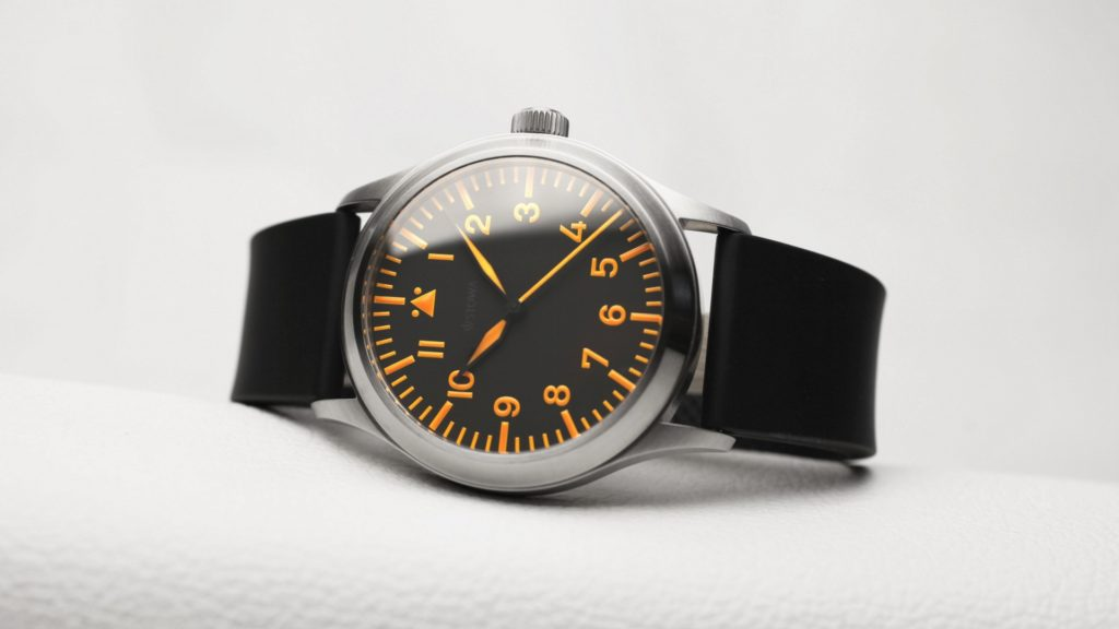 Stowa Flieger Orange Sport.