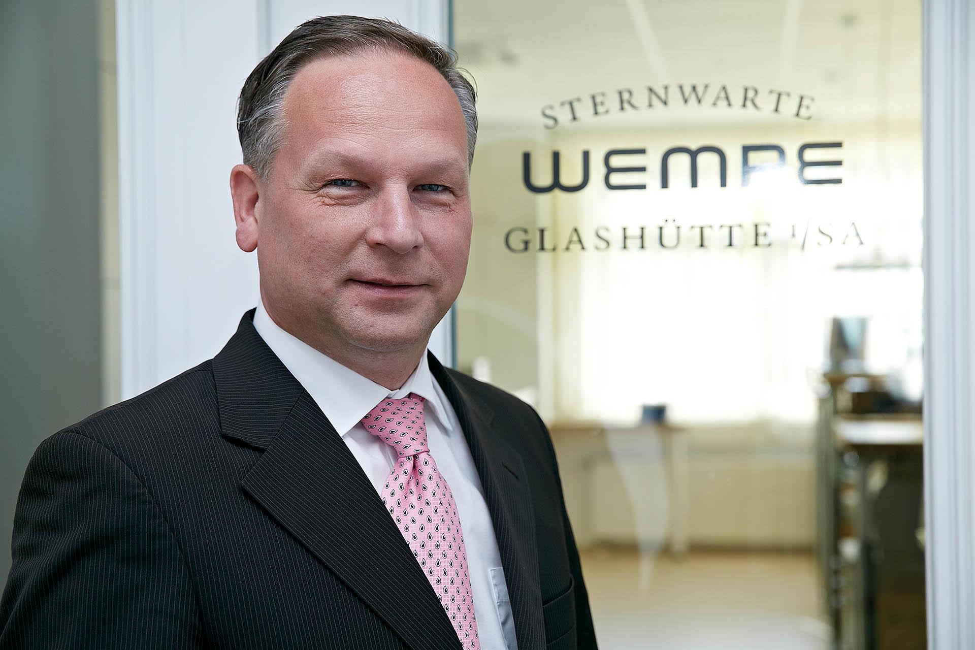 Gunter Teuscher Wempe