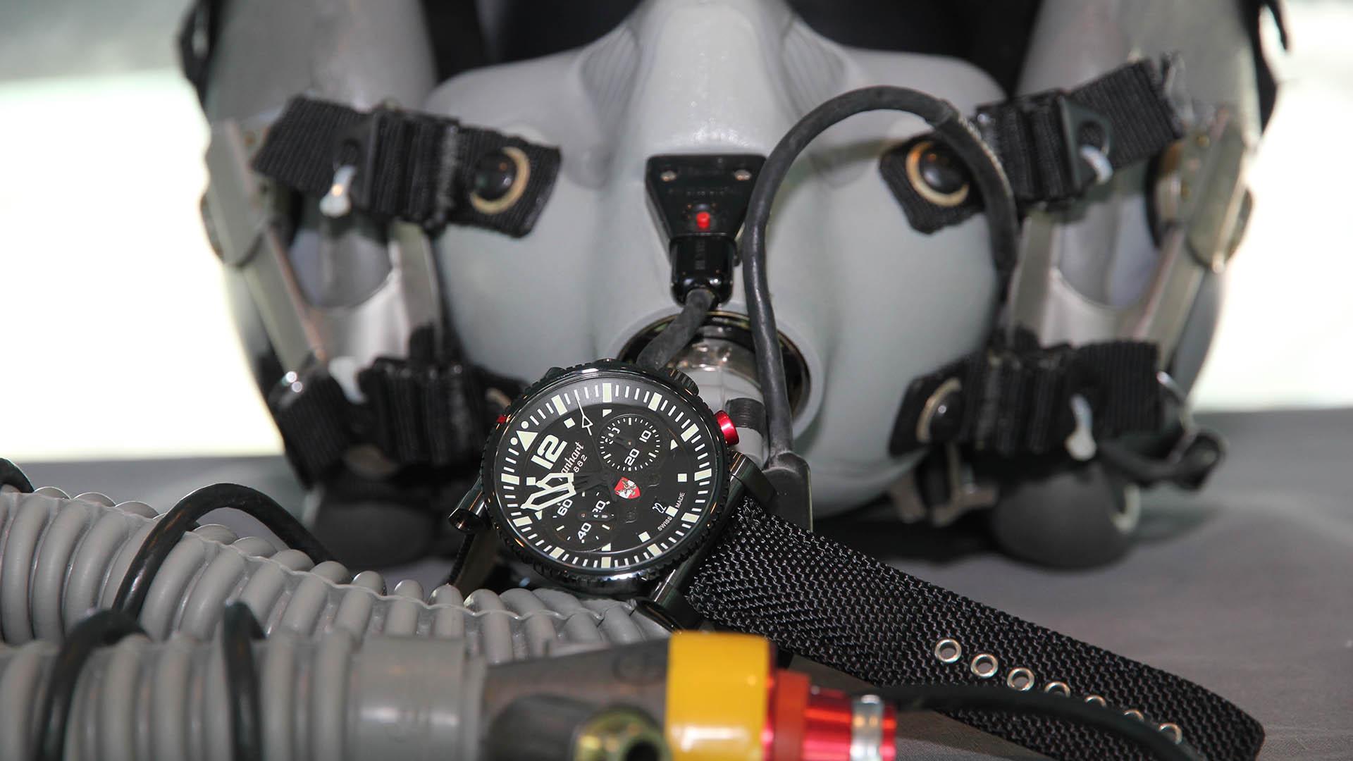 Hanhart Primus Austrian Air Force Pilot Limited Edition