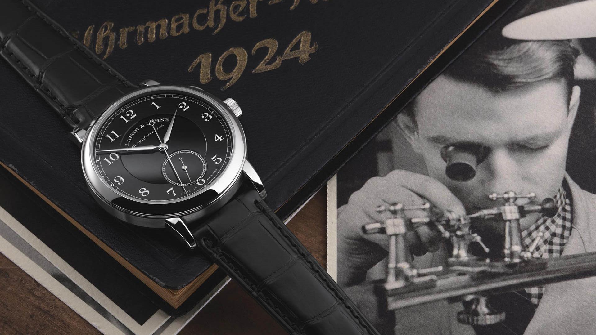 Uhrenkauf als Anlage: A. Lange & Söhne 1815 Sondermodell in Edelstahl für Walter Lange