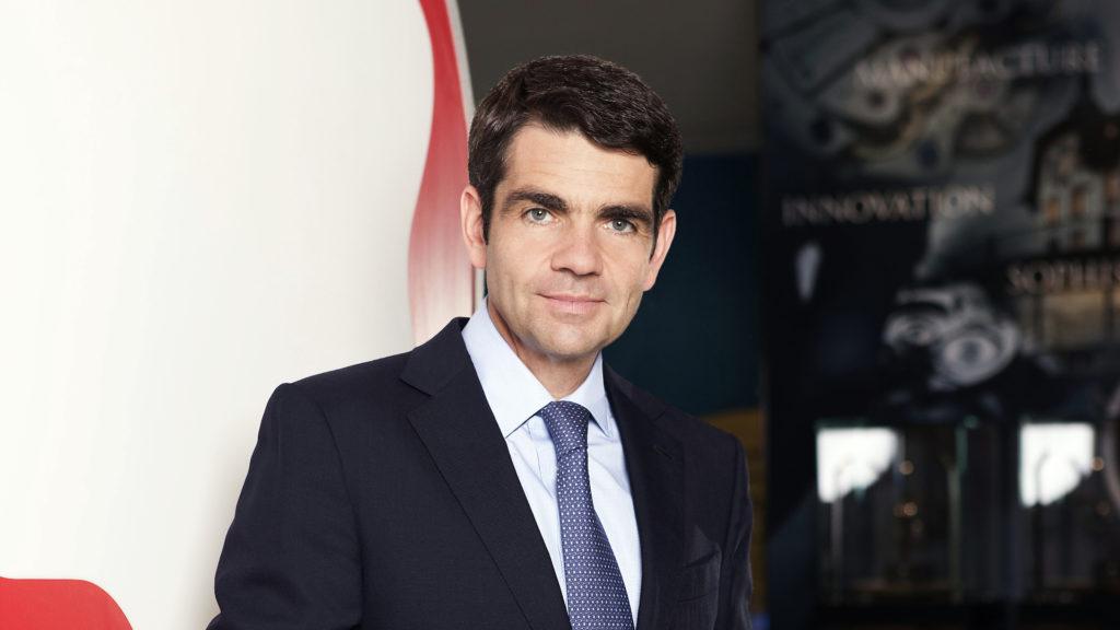 Jérôme Lambert, CEO von Richemont SA