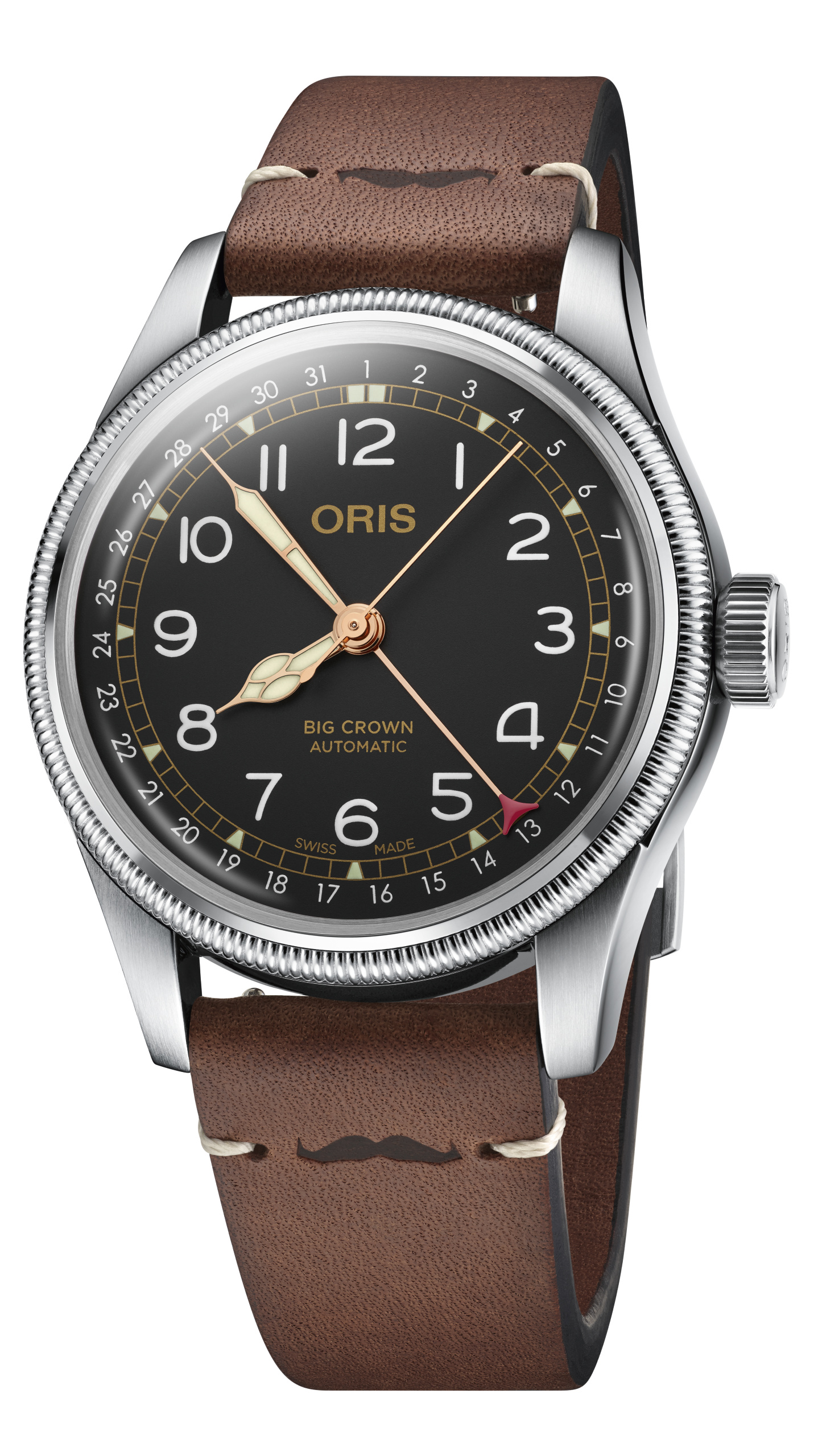 01 754 7741 4037-Set LS - Oris Movember Edition