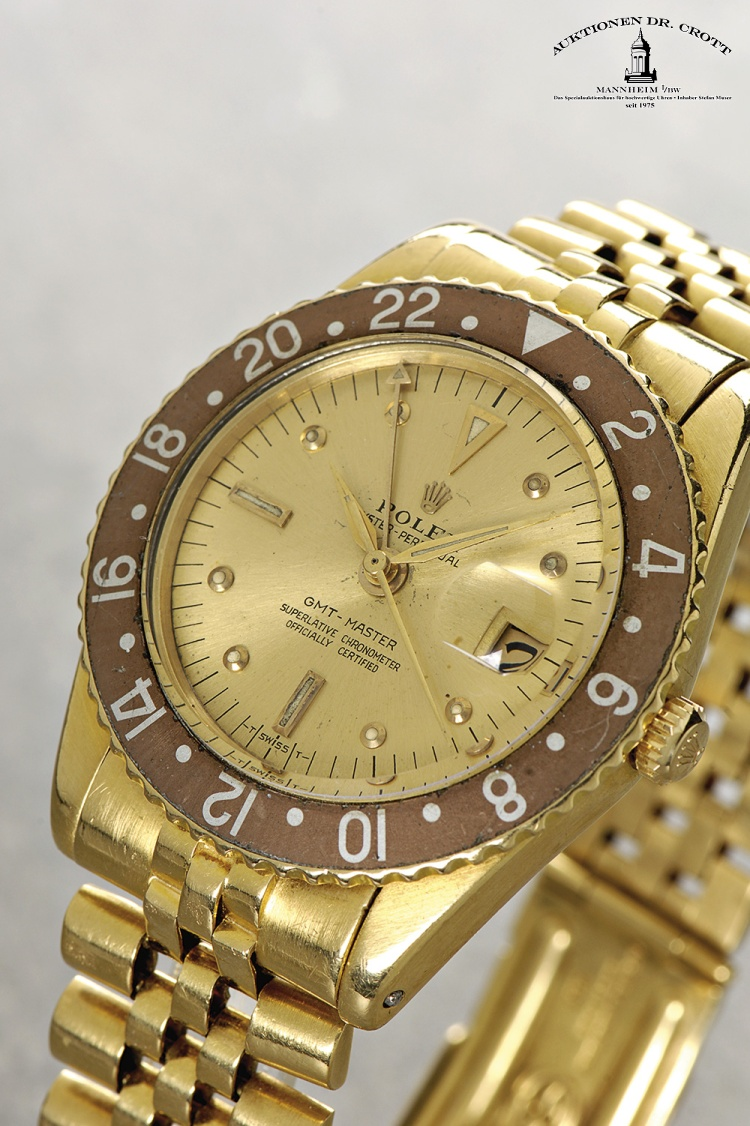 Rolex Oyster Perpetual GMT-Master, Ref. 1675, circa 1967