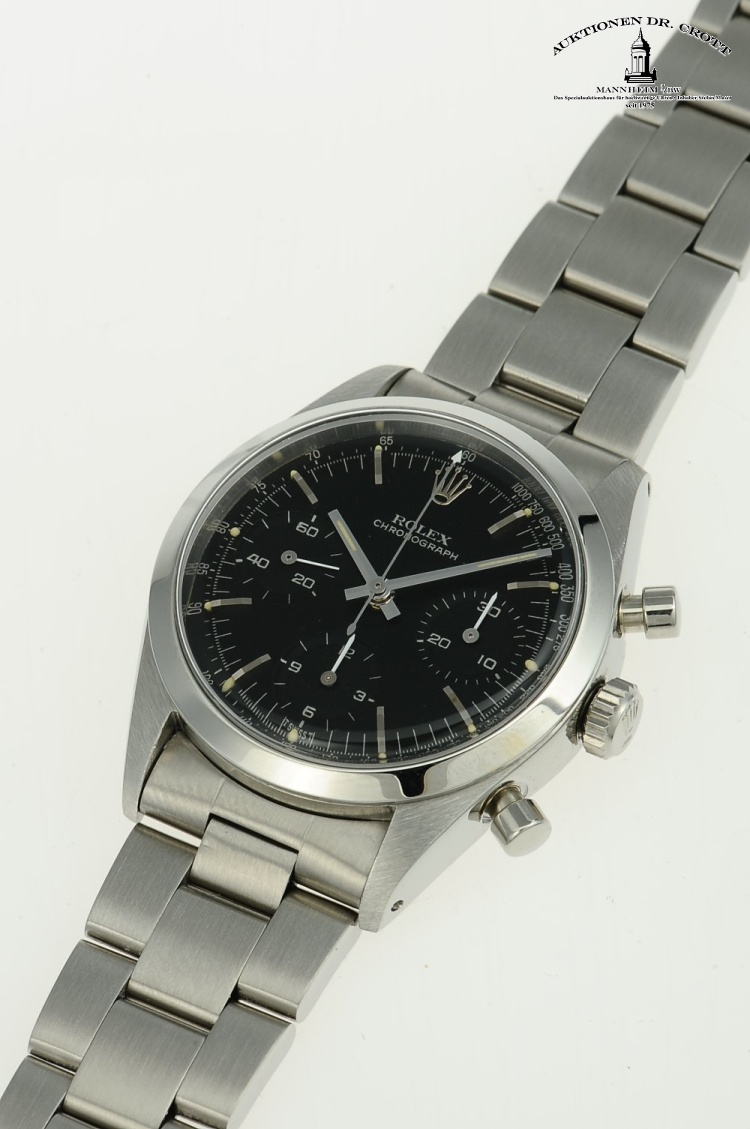 Rolex Chronograph («Pre-Daytona), Ref. 6238.