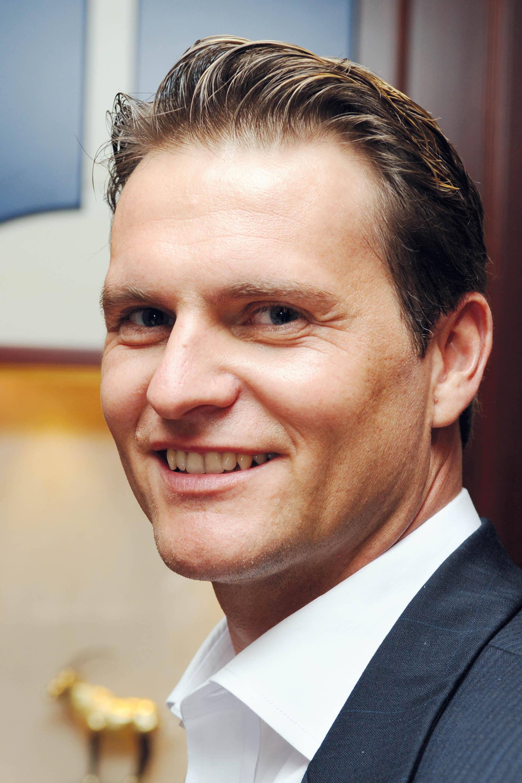Carls F. Bucherer CEO Sascha Moeri