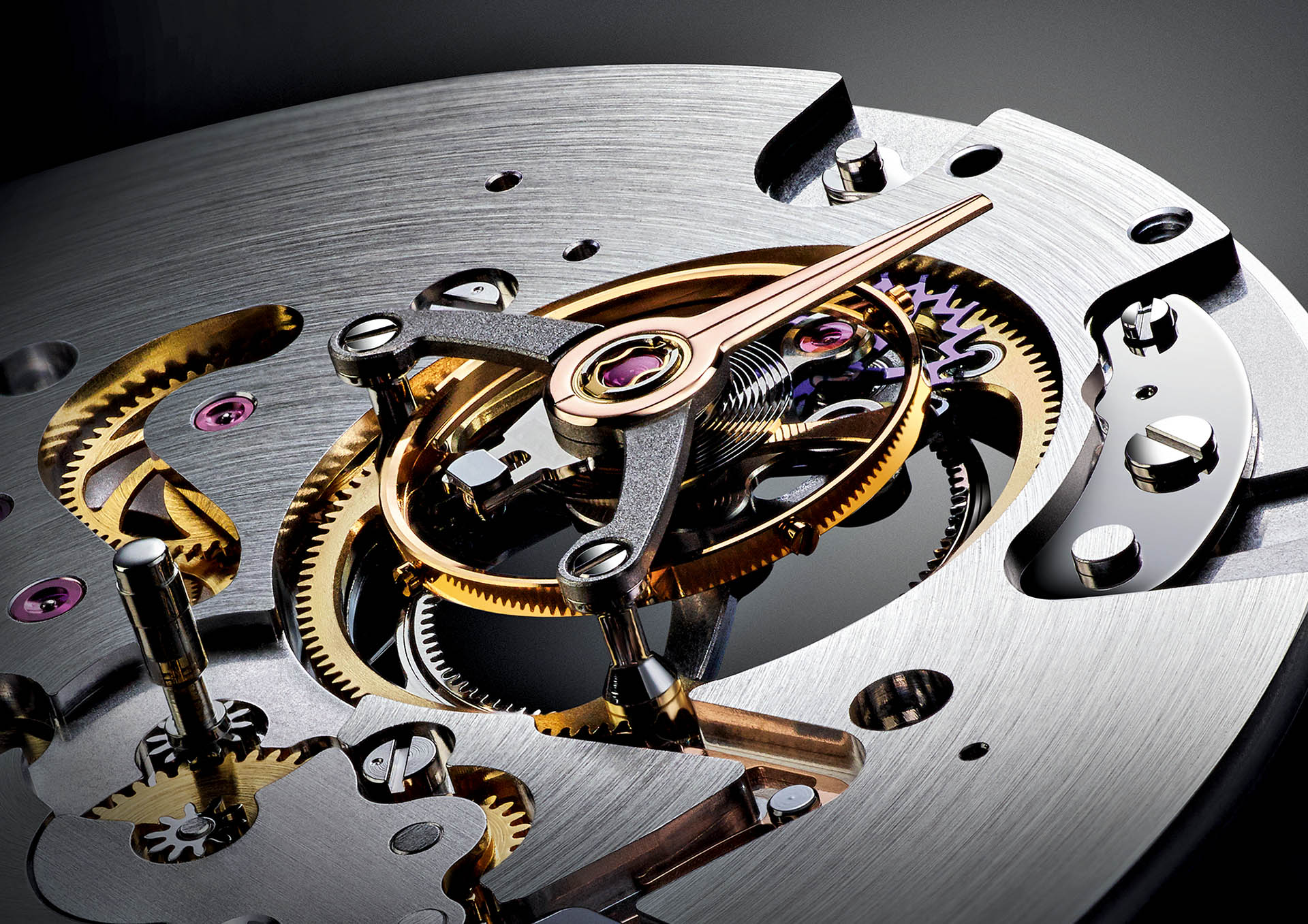 Carl F. Bucherer Tourbillon