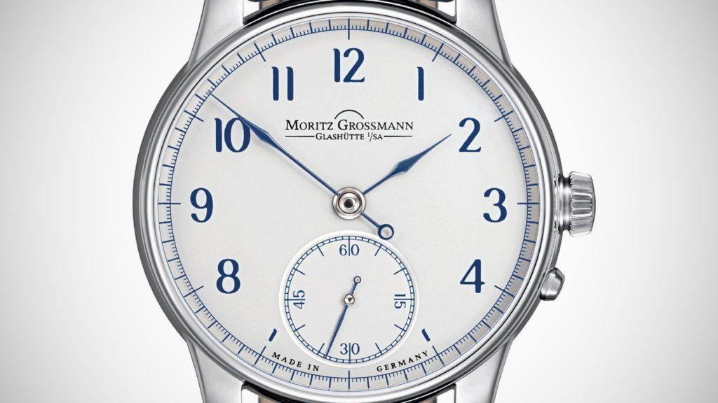 Benu Blue Steel von Moritz Grossmann