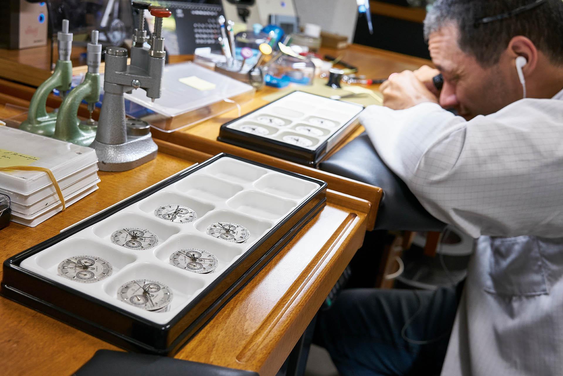 Carl F. Bucherer Manufaktur Luzern