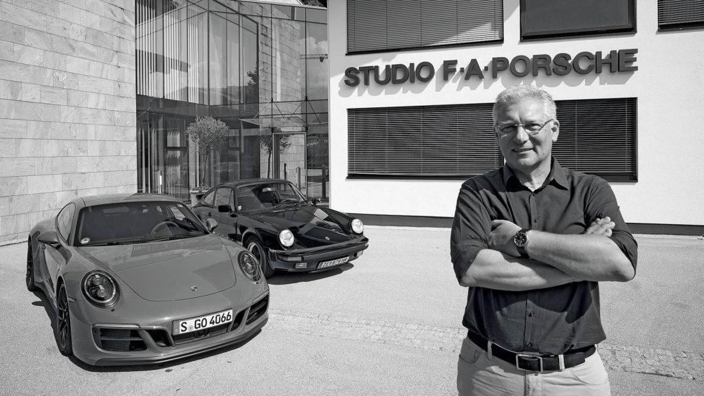 Roland Heiler Porsche Design