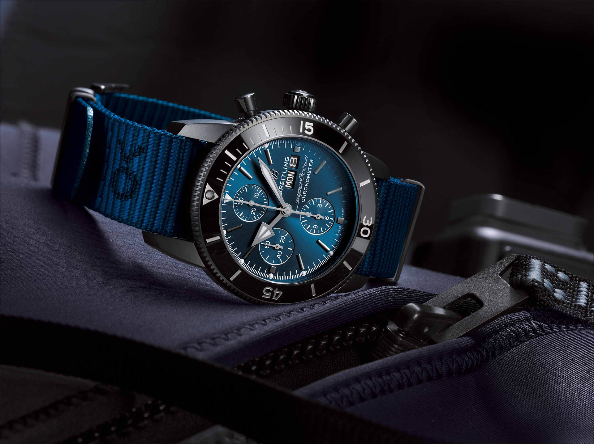 Breitling Superocean Heritage II Chronograph 44 «Outerknown»