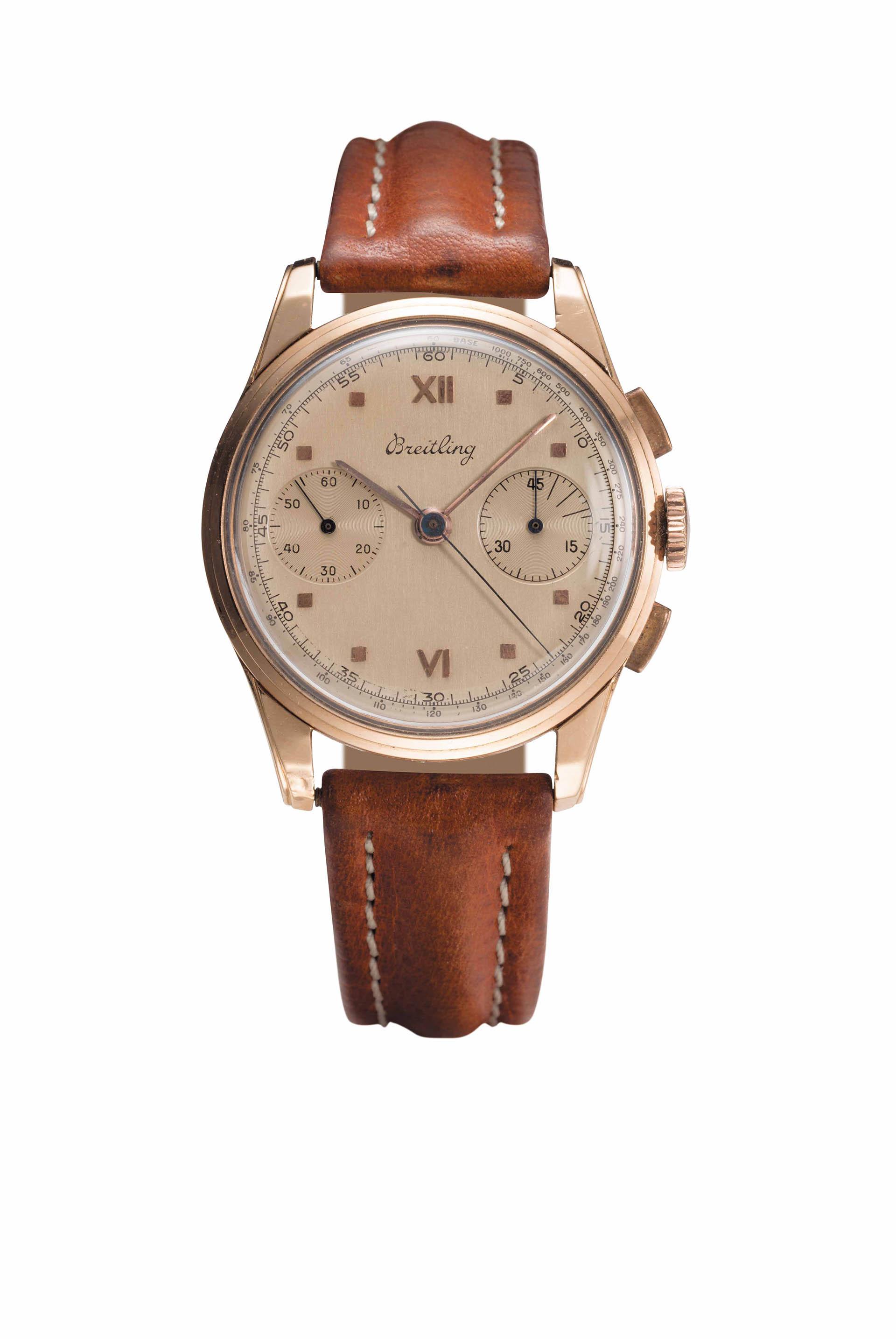 Breitling Premier Chronograph von 1943