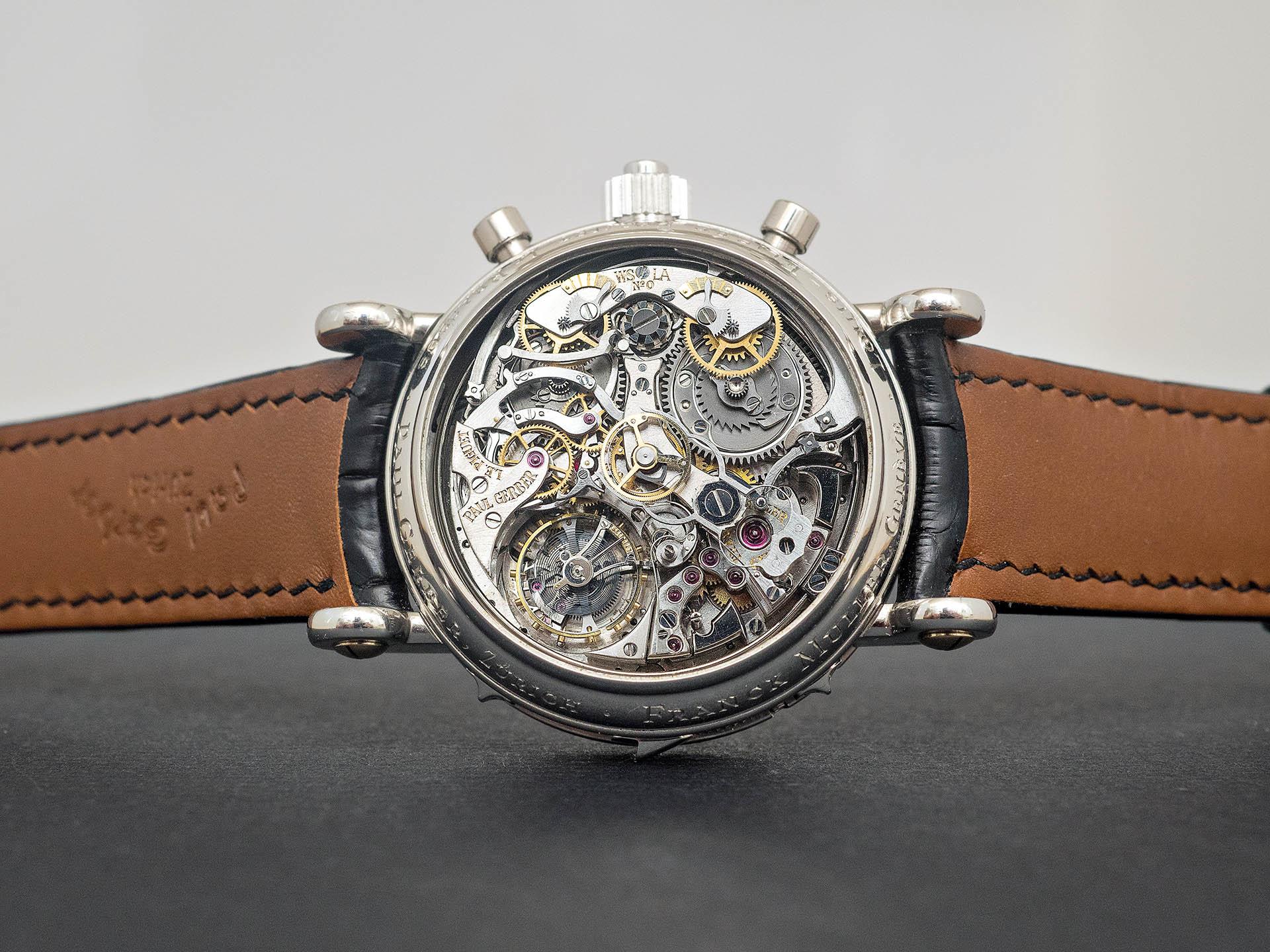 Komplizierteste Uhr der Welt «Superbia Humanitatis»