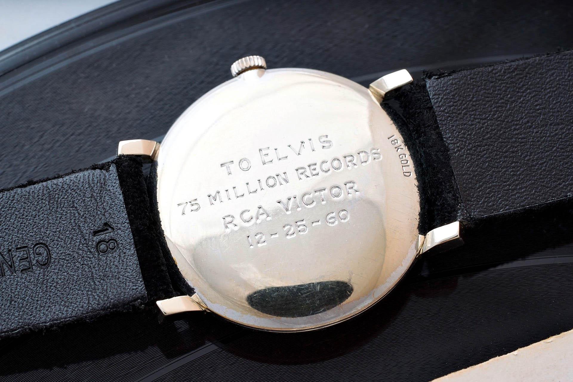 Omega Elvis Presley Referenz H6582/D96043