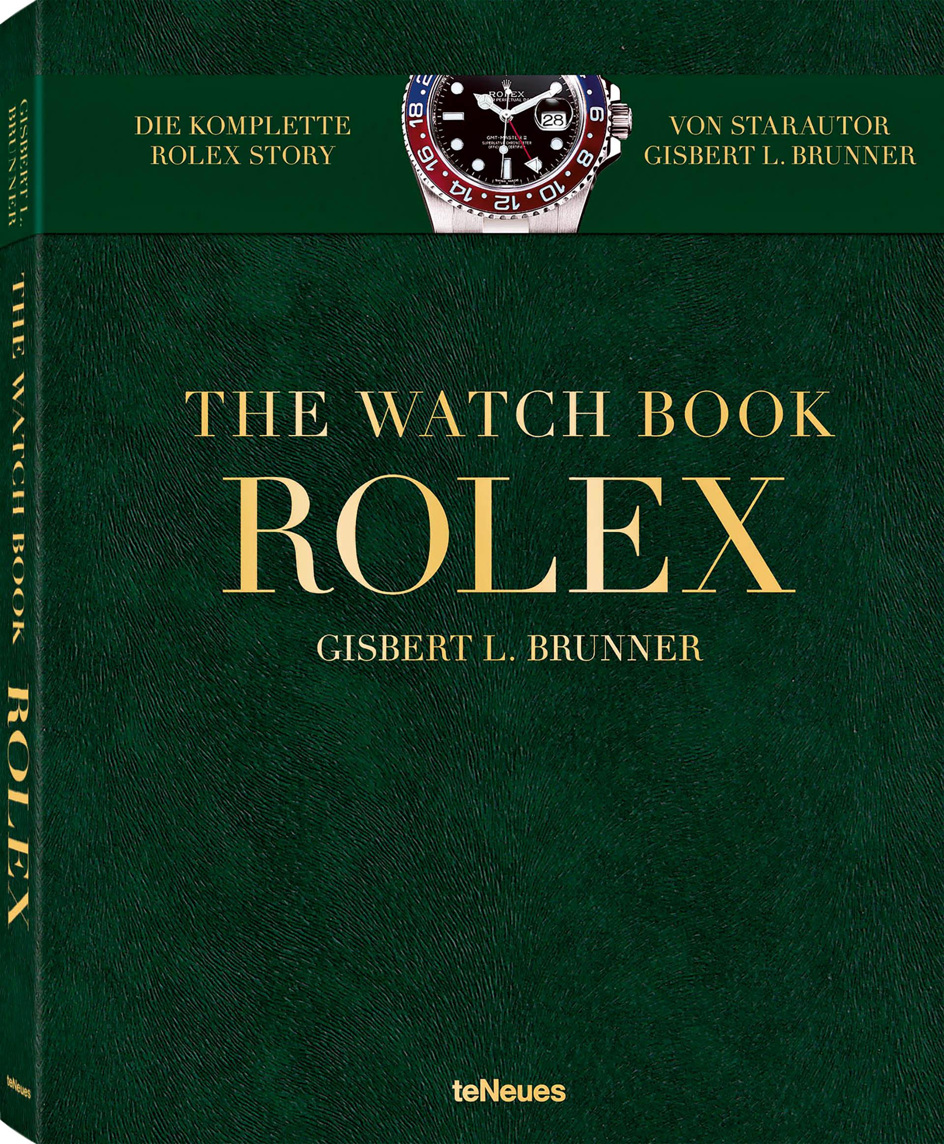 The Watch Book Rolex Gisbert Brunner