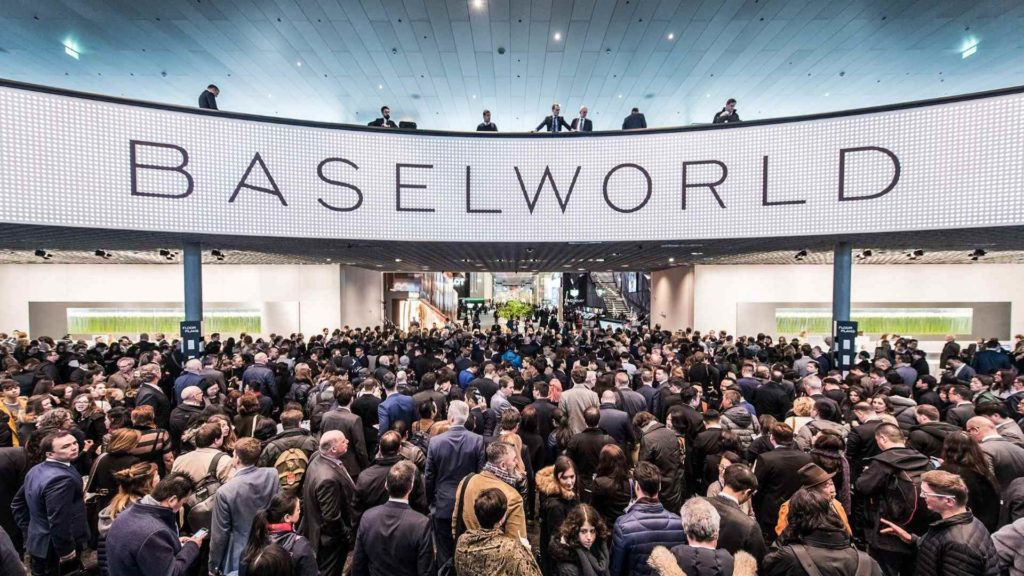 Baselworld: Schmuck- und Uhrenausstellung in Basel