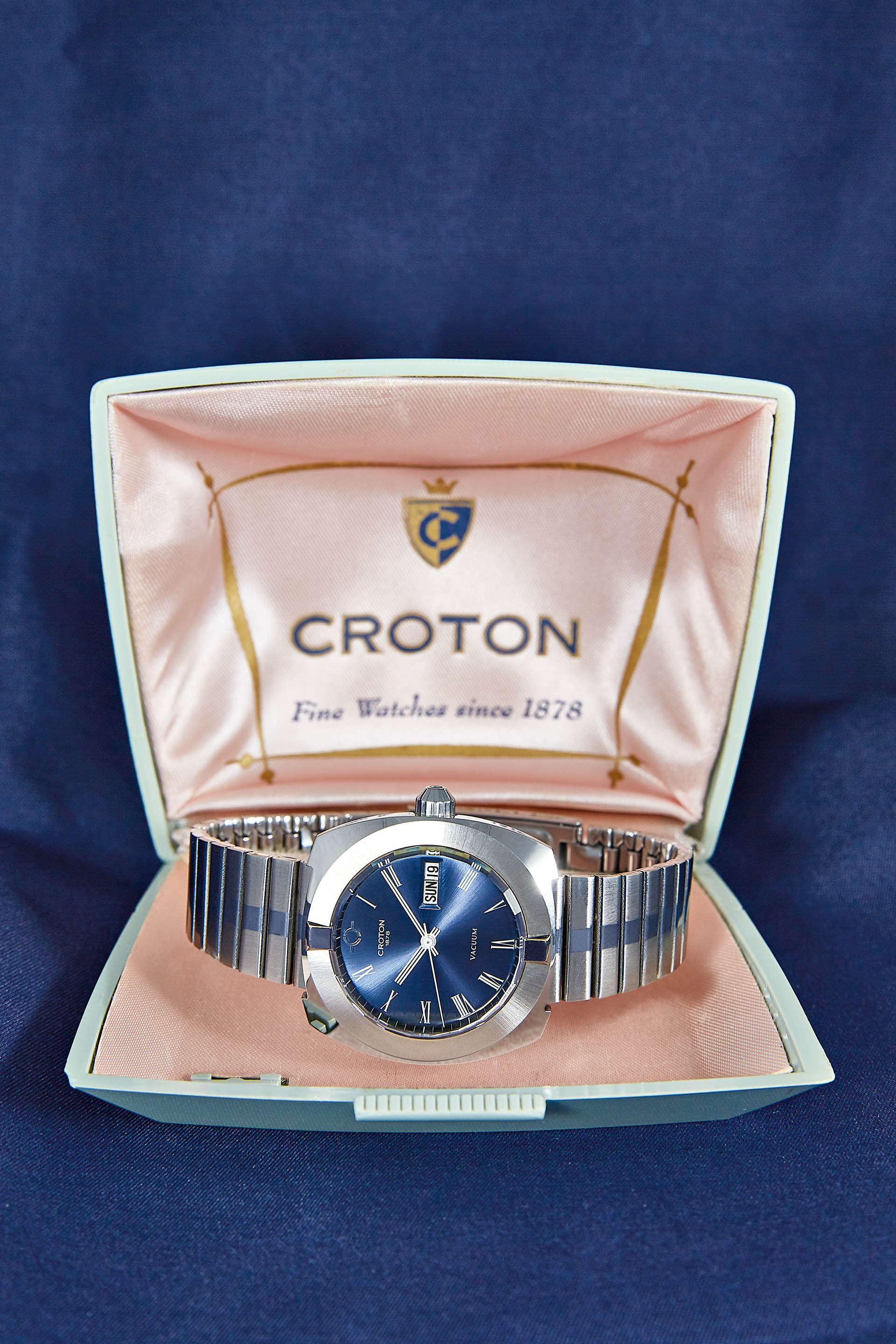 Croton Vacuum Chronometer Corporation