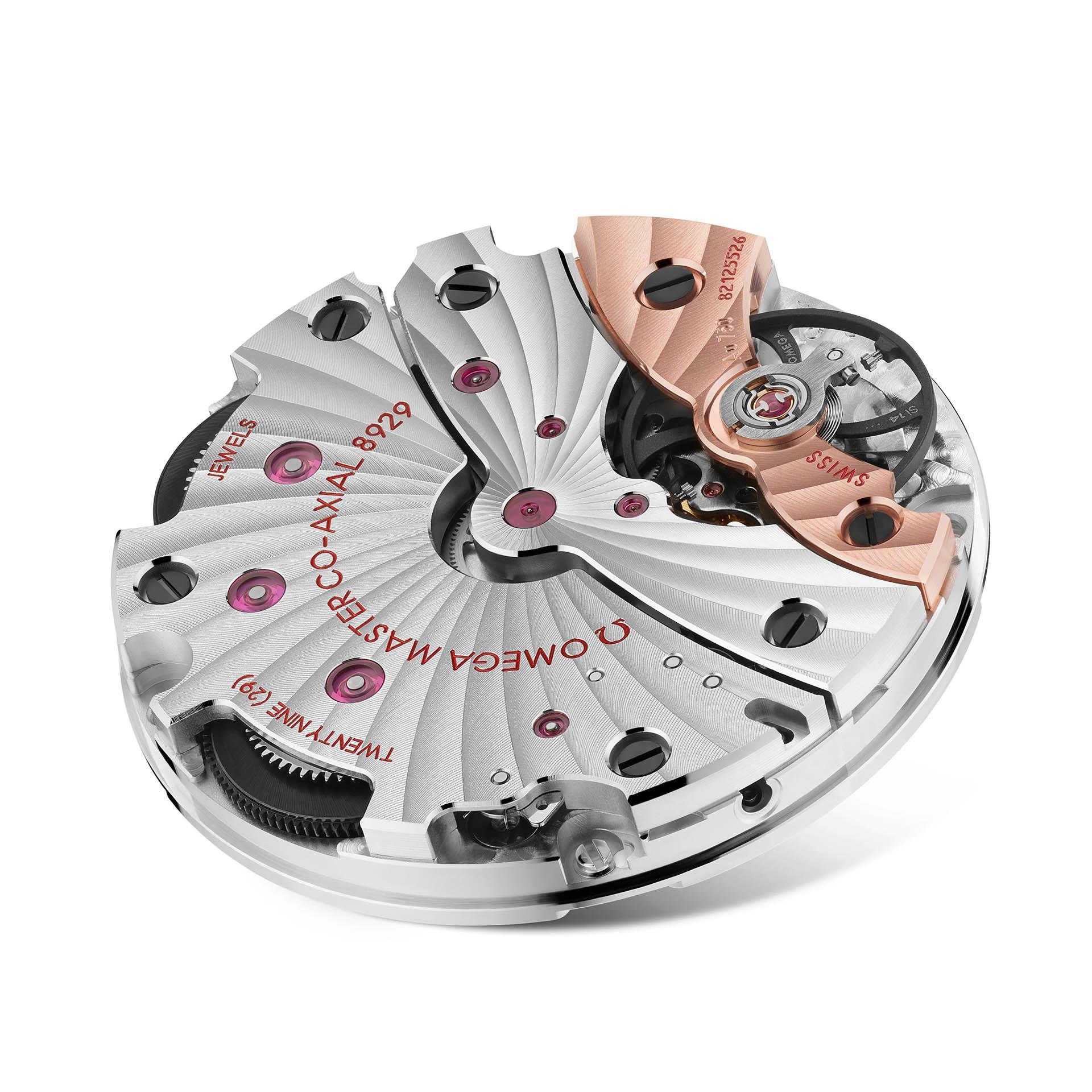 Omega Master Chronometer Kaliber 8929