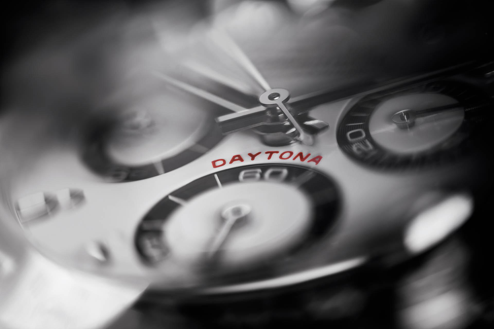 Ziferblattdetail Daytona